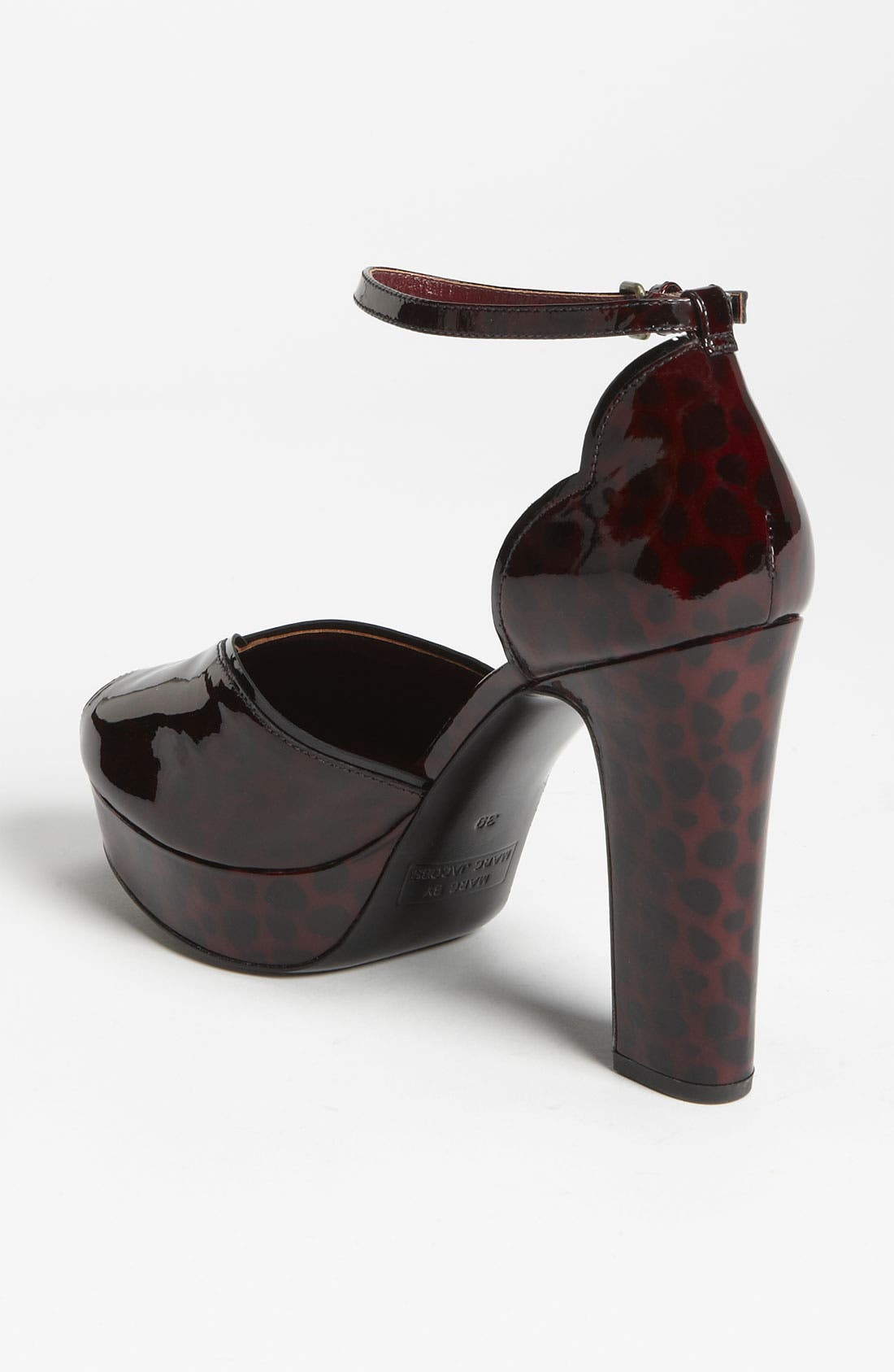 Alternate Image 2  - MARC BY MARC JACOBS Platform Pump