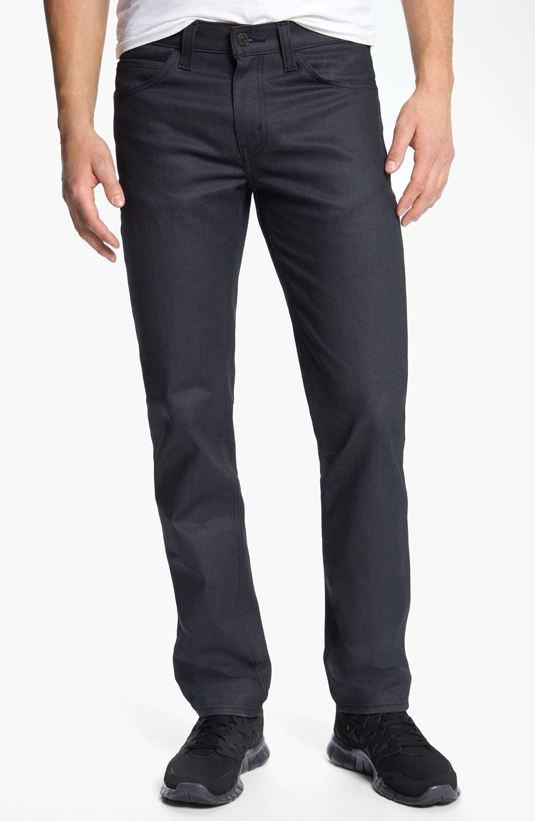 Alternate Image 2  - Levi's® '511' Slim Fit Jeans (Anthracite)