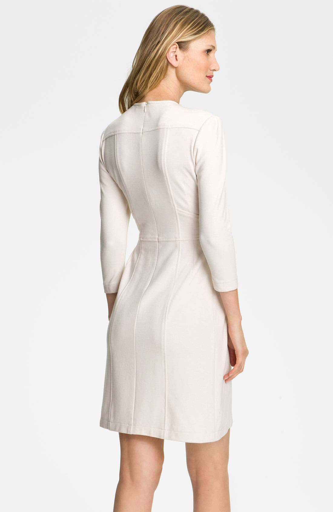 Alternate Image 2  - Nanette Lepore 'Vale' Sheath Dress