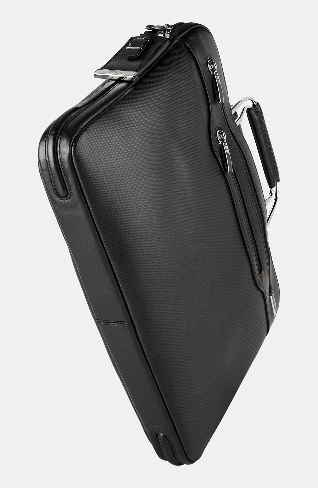 Alternate Image 4  - Tumi 'Arrive - Tegel' Slim Leather Portfolio