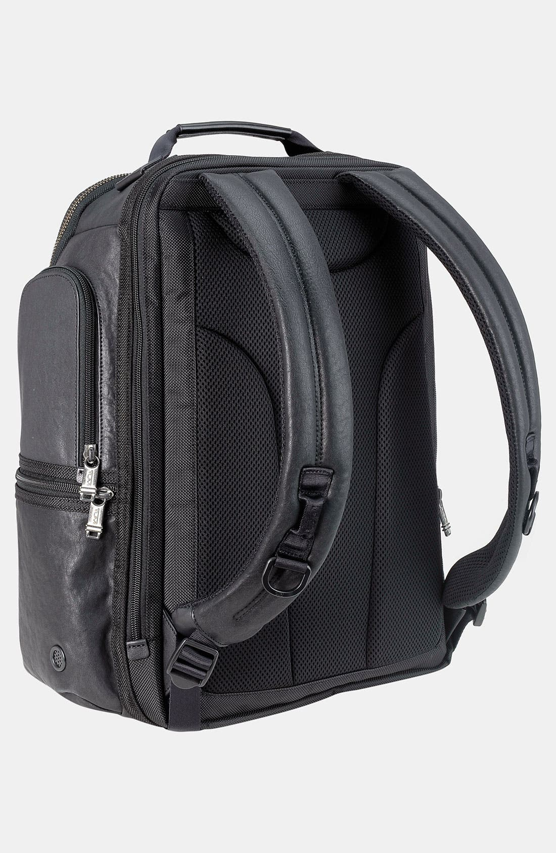 Alternate Image 2  - Tumi 'Alpha Bravo - Kingsville' Deluxe Leather Briefpack®