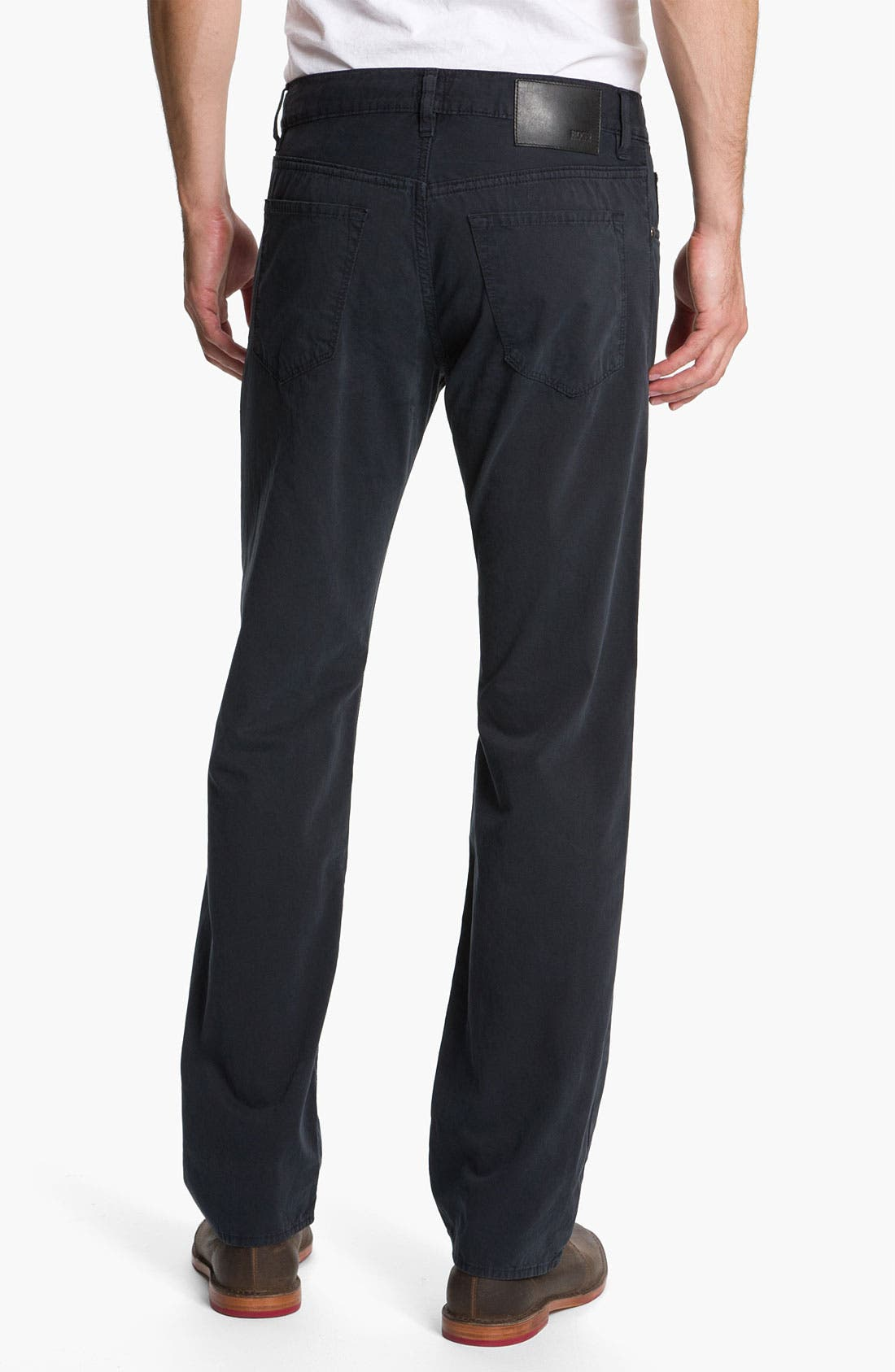 Alternate Image 2  - BOSS Black 'Maine' Five Pocket Pants
