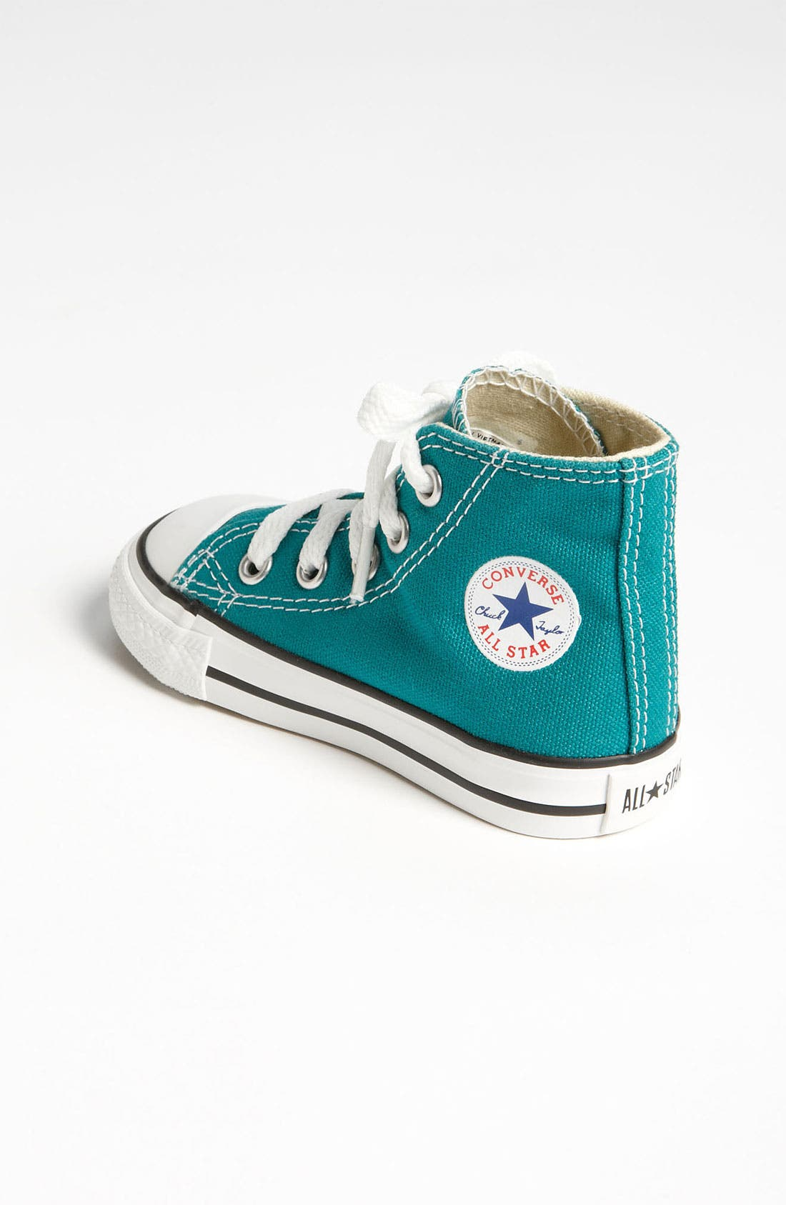 Alternate Image 4  - Converse Chuck Taylor® All Star® High Top Sneaker (Toddler & Little Kid)