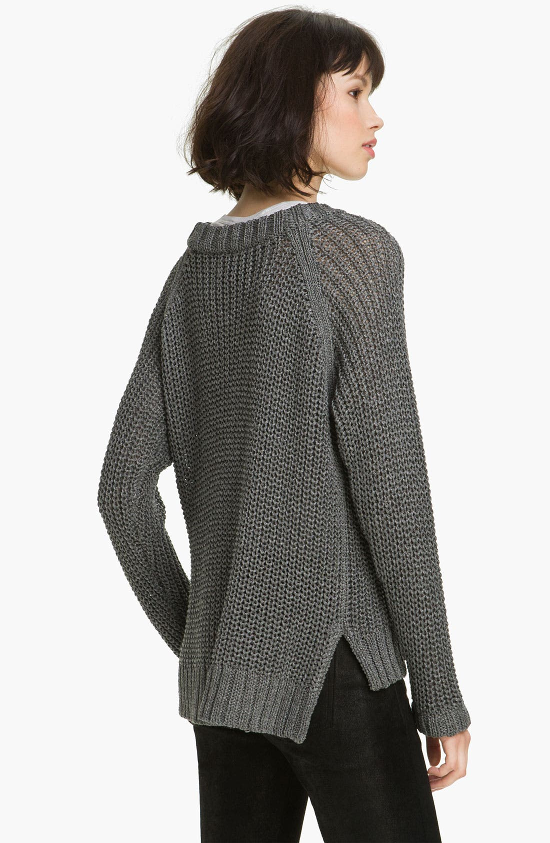 Alternate Image 2  - rag & bone 'Sandra' Knit Pullover