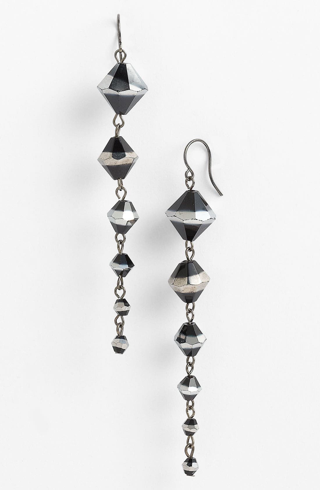 Alternate Image 1 Selected - Nordstrom 'Wisteria' Linear Earrings