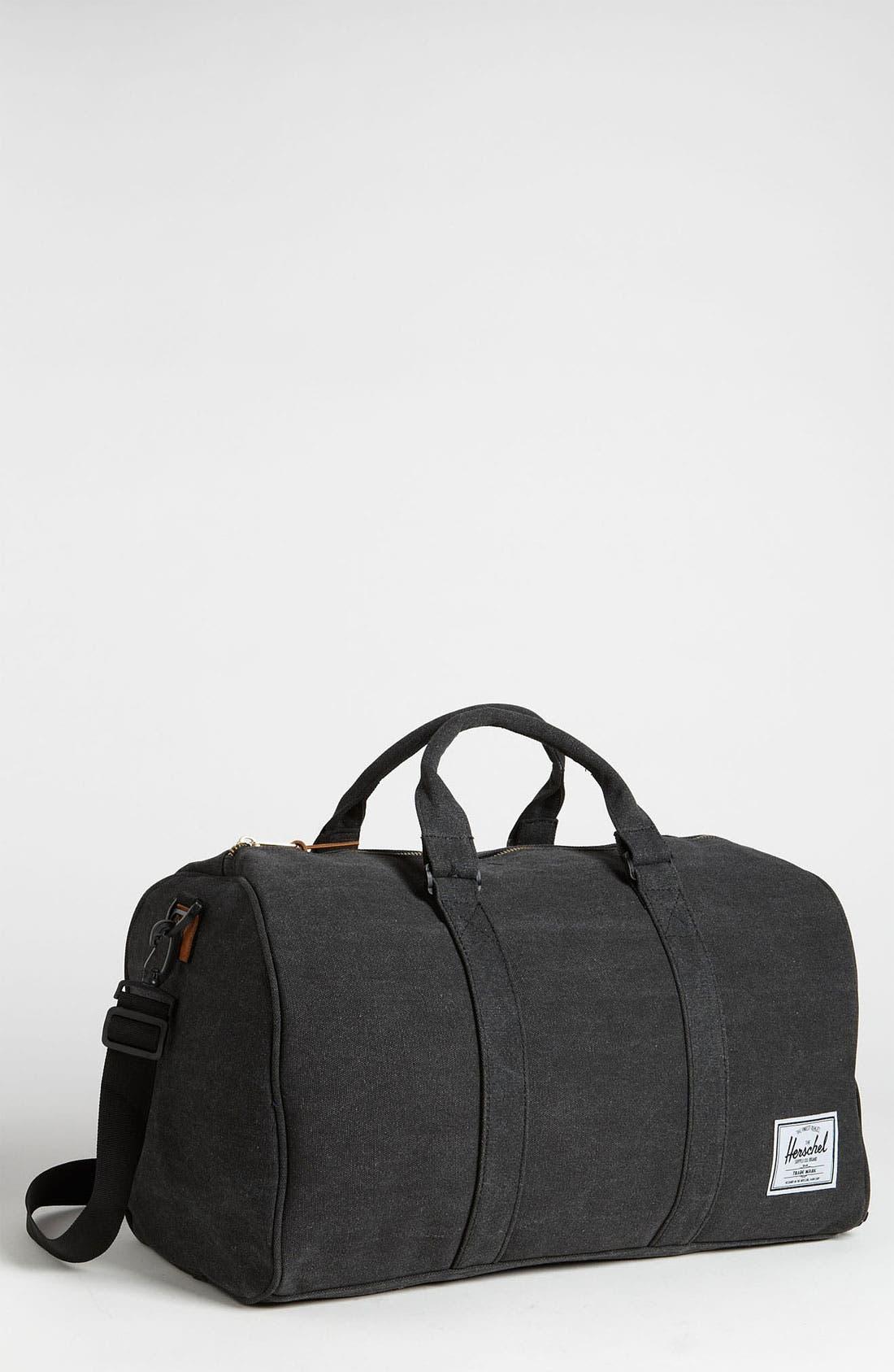 Alternate Image 1 Selected - Herschel Supply Co. 'Novel' Duffel Bag