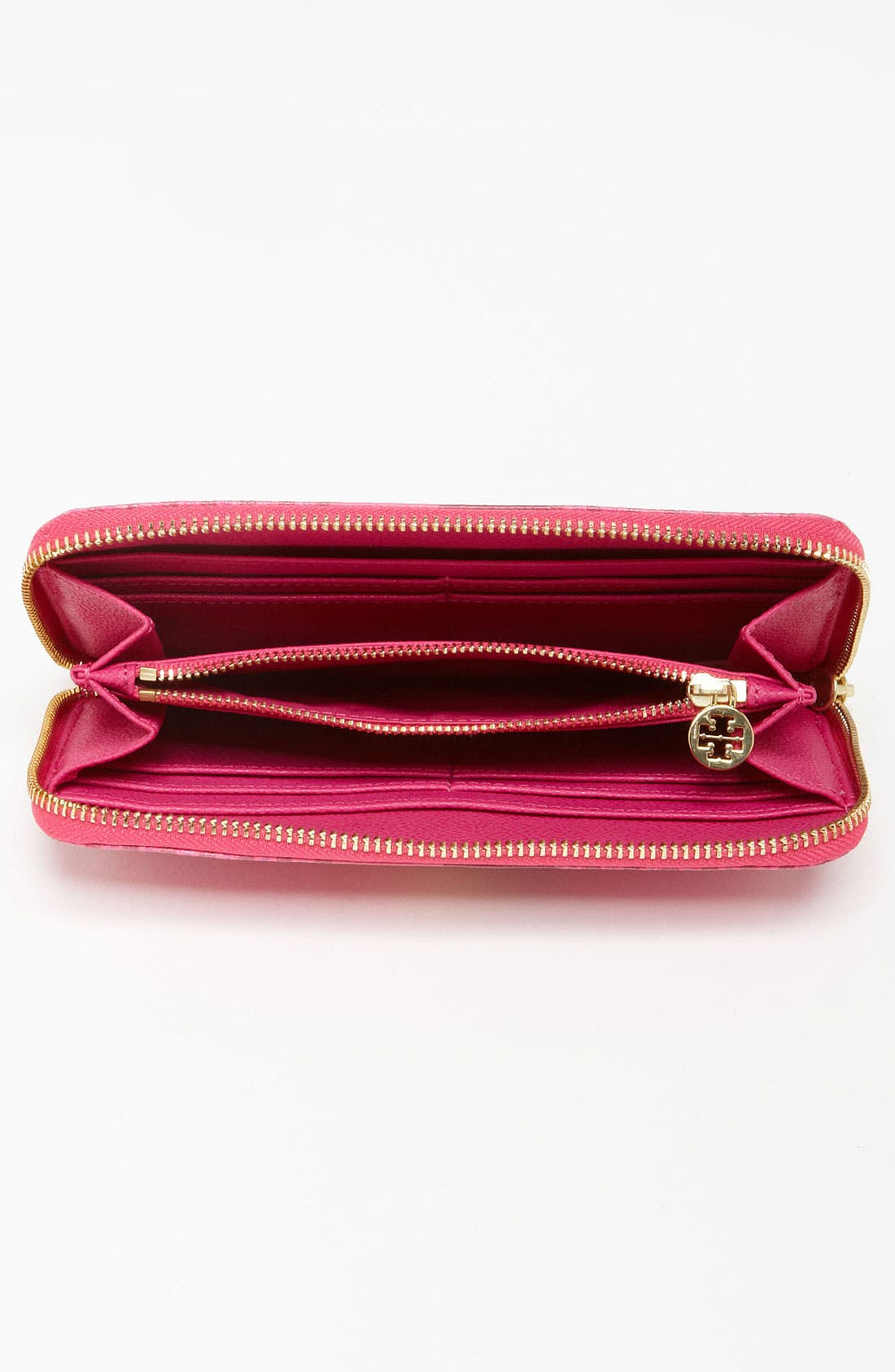 Alternate Image 3  - Tory Burch 'Roslyn' Continental Zip Wallet