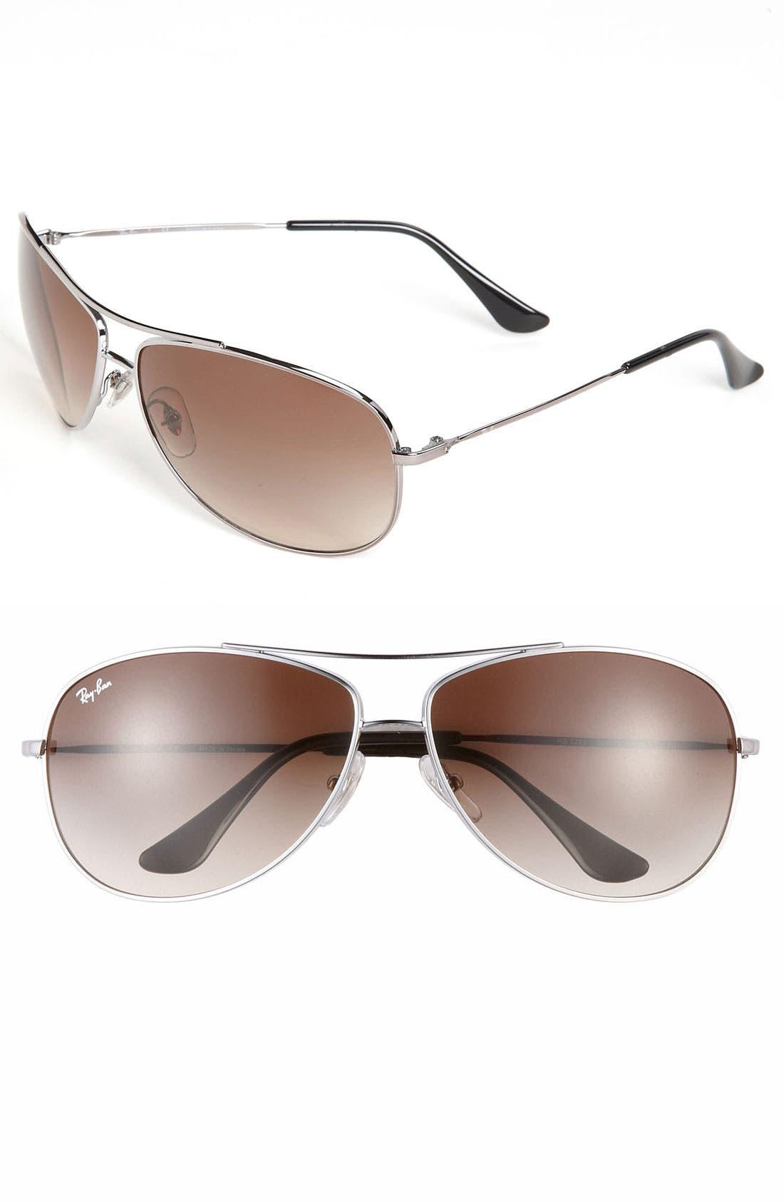 Alternate Image 1 Selected - Ray-Ban 'Wayfarer' 51mm Sunglasses