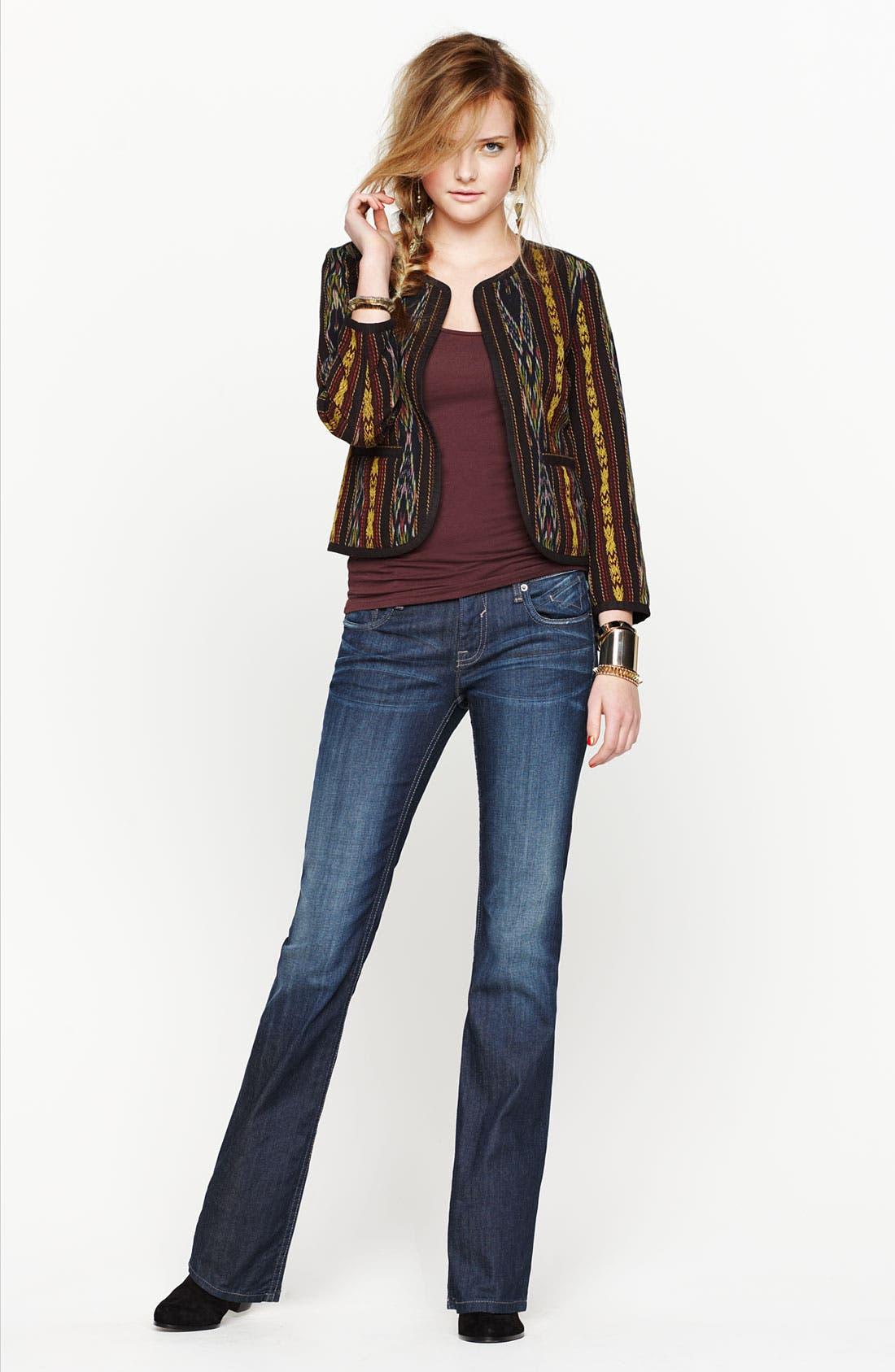 Alternate Image 4  - Vigoss 'Seattle' Bootcut Jeans (Juniors)