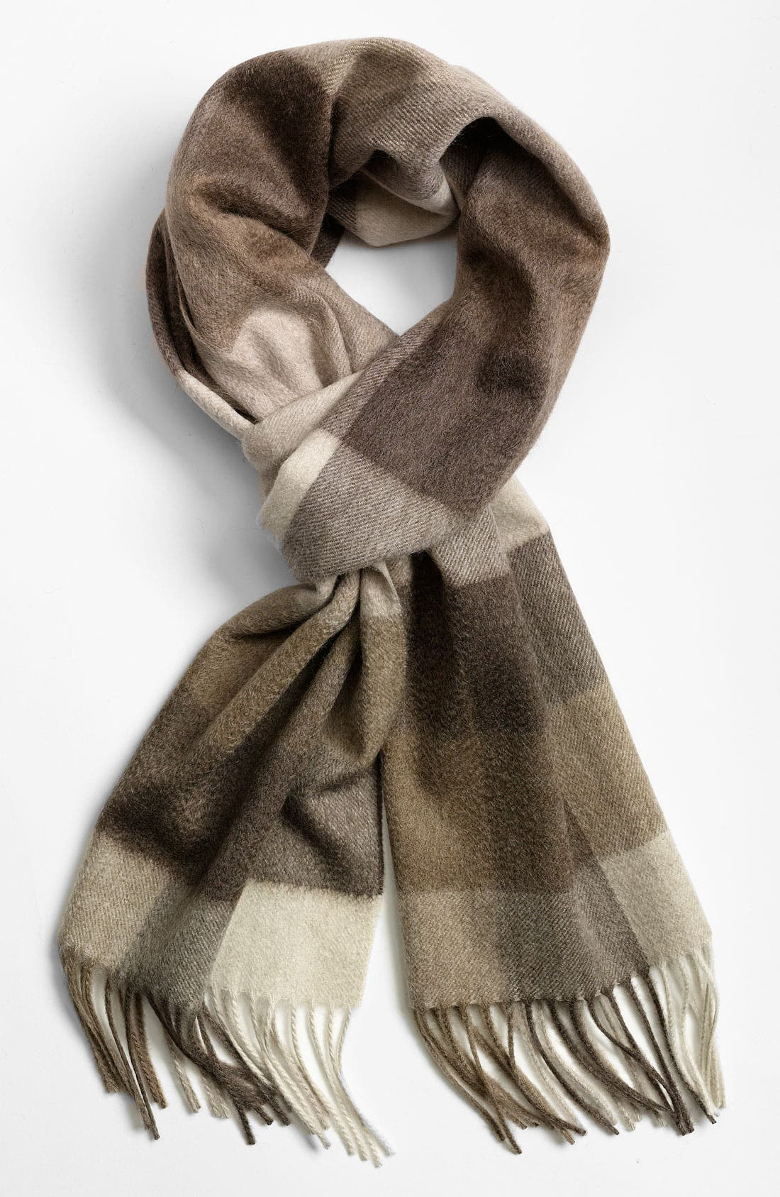 Alternate Image 1 Selected - John W. Nordstrom® Cashmere Scarf