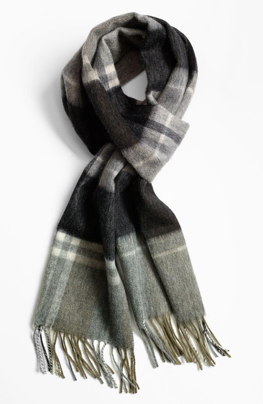Alternate Image 1 Selected - Nordstrom Wool Scarf