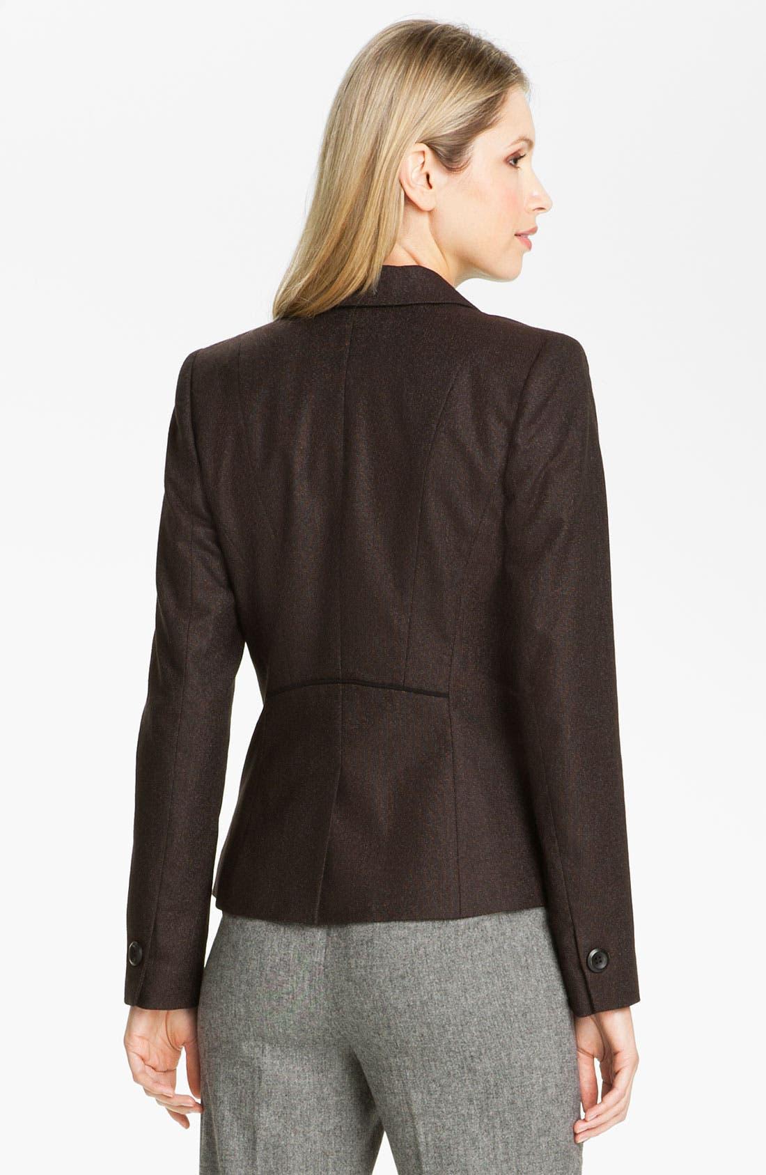 Alternate Image 2  - Classiques Entier® 'Stella Weave' Jacket