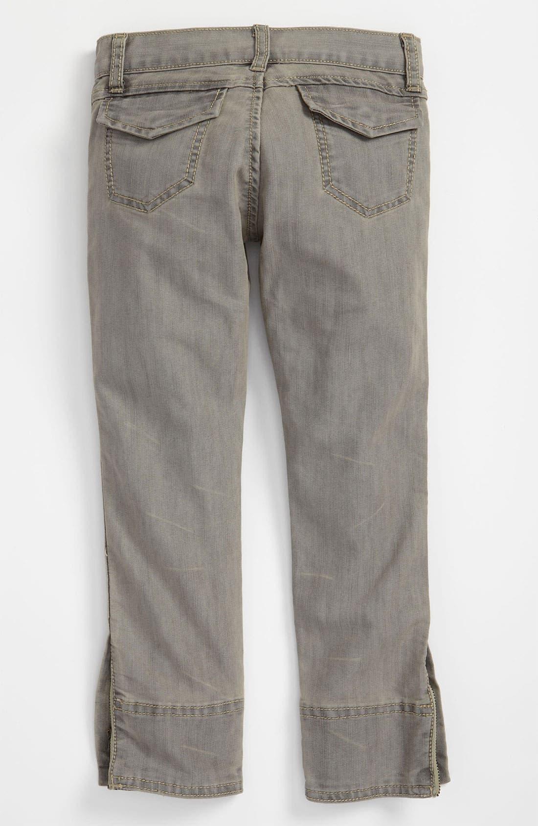 Alternate Image 1 Selected - Peek 'Sabrina' Straight Leg Pants (Toddler, Little Girls & Big Girls)