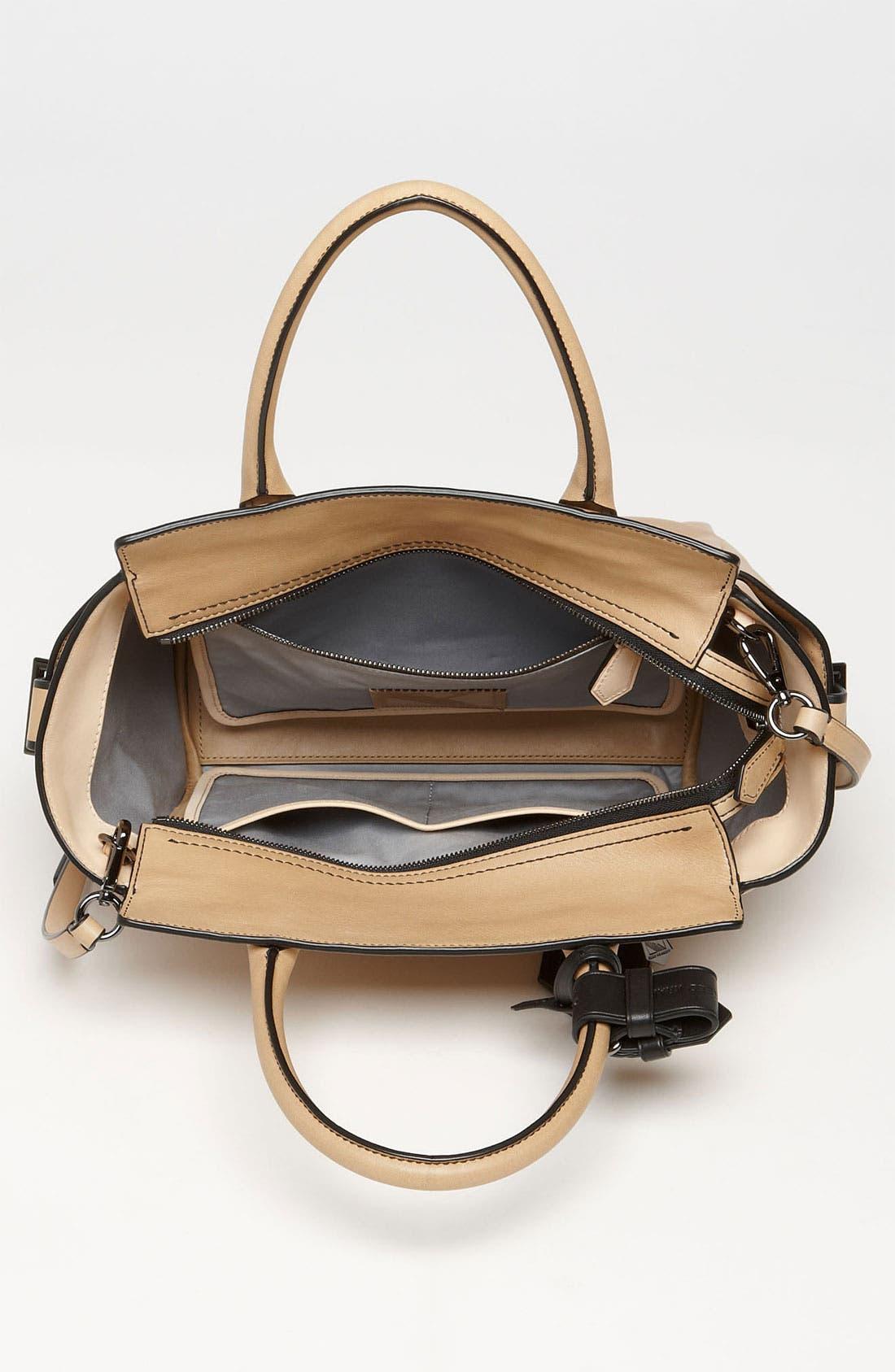 Alternate Image 3  - Reed Krakoff 'Mini Atlantique' Leather Satchel