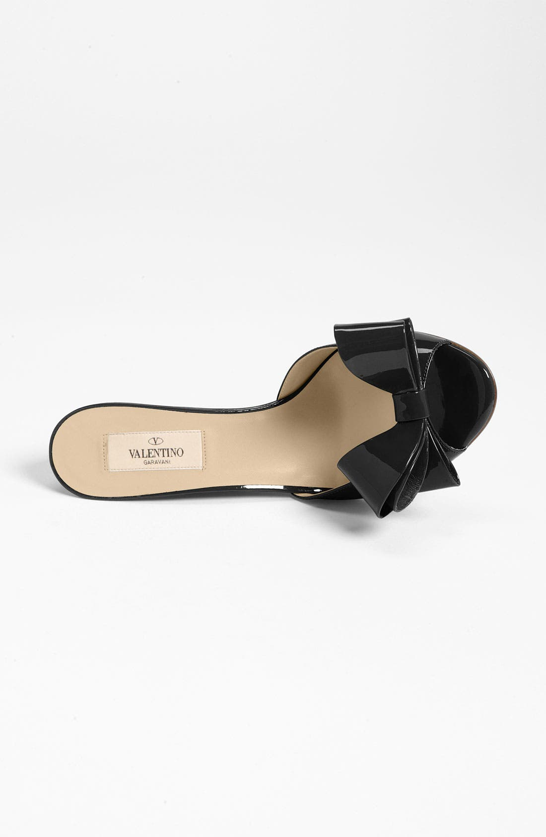 Alternate Image 3  - Valentino Bow Wedge Sandal