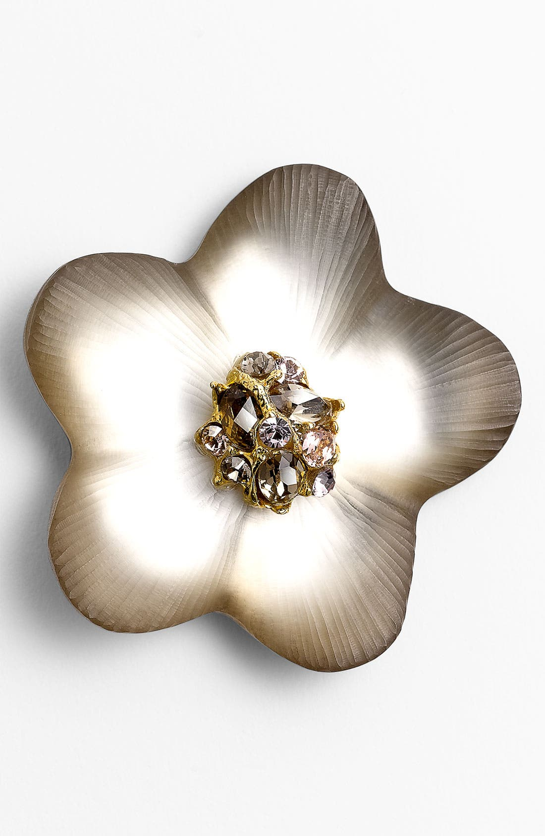 Alternate Image 1 Selected - Alexis Bittar Small Flower Pin (Nordstrom Exclusive)