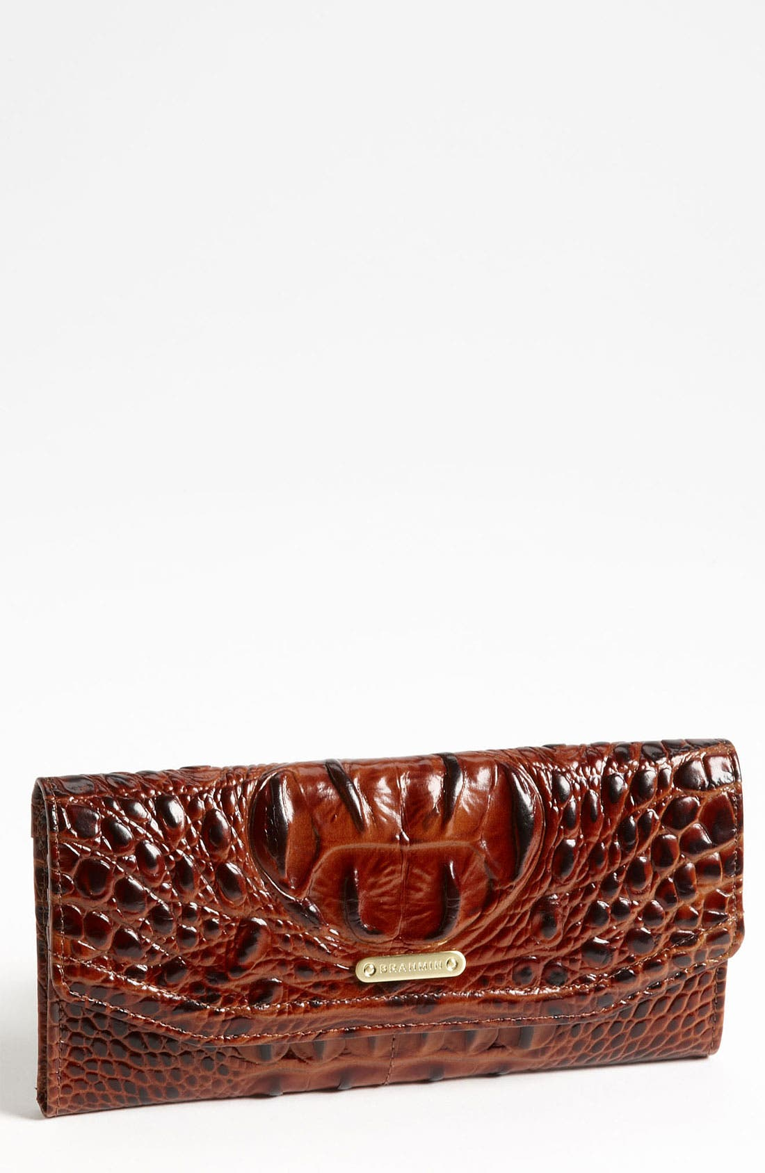 Main Image - Brahmin 'Andie' Travel Wallet