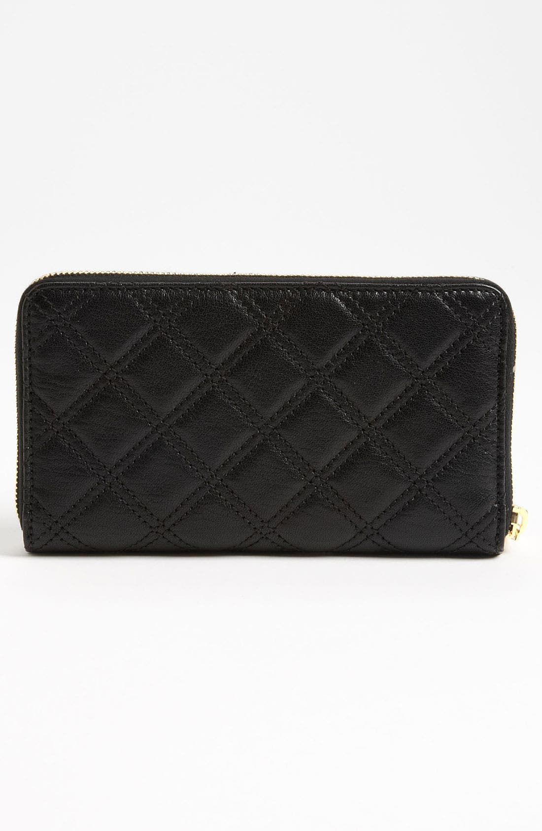 Alternate Image 4  - MARC JACOBS 'Quilting Hudson' Leather Wallet