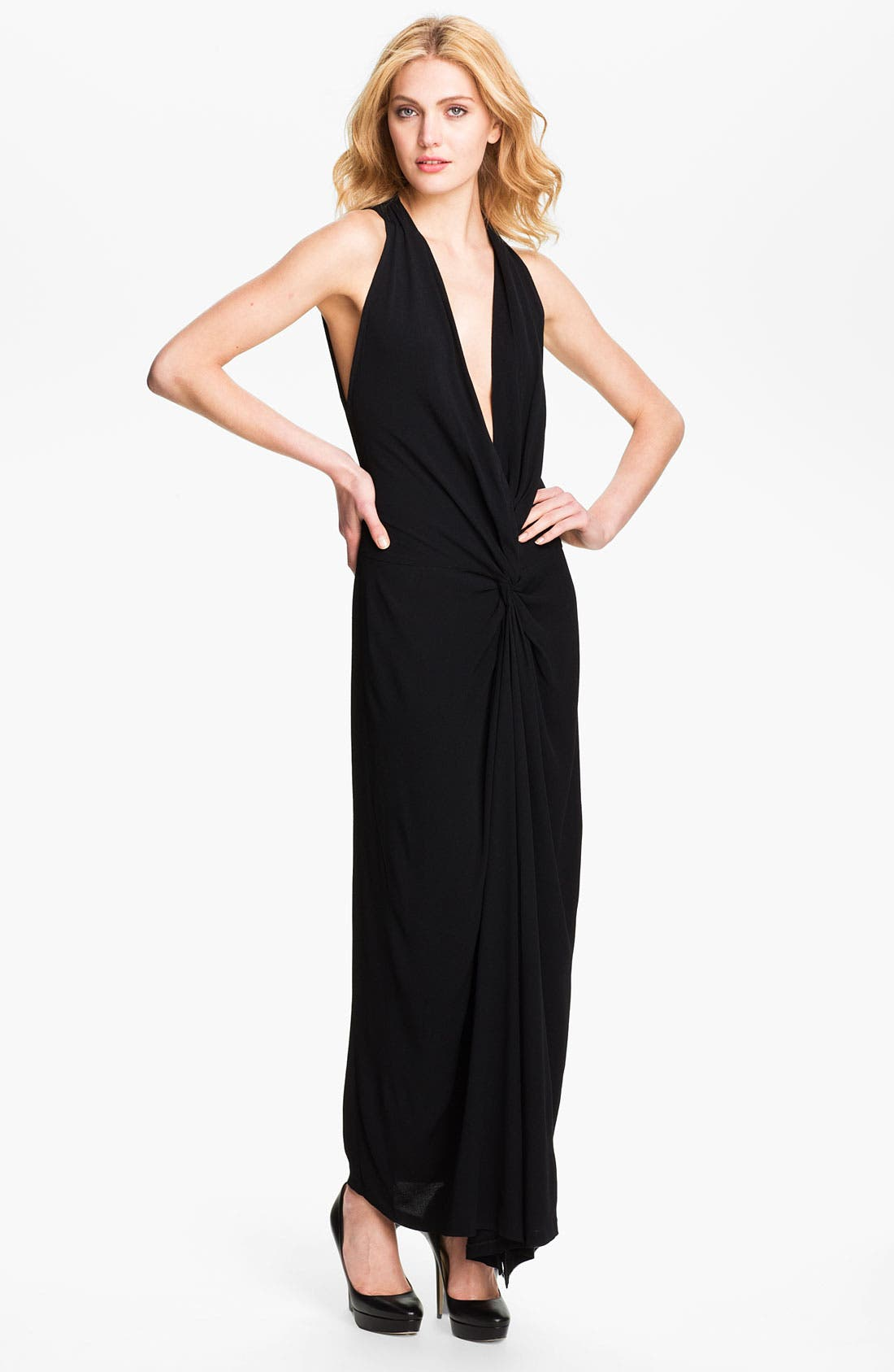 Alternate Image 1 Selected - Diane von Furstenberg 'Eileen' Maxi Dress