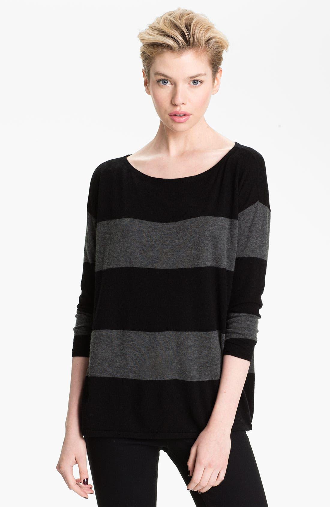 Alternate Image 1 Selected - Joie 'Zed' Stripe Sweater
