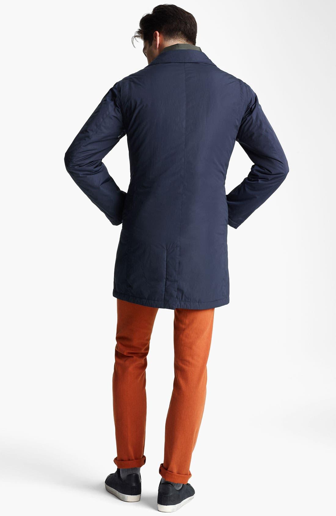 Alternate Image 5  - Zegna Sport 'City' Raincoat