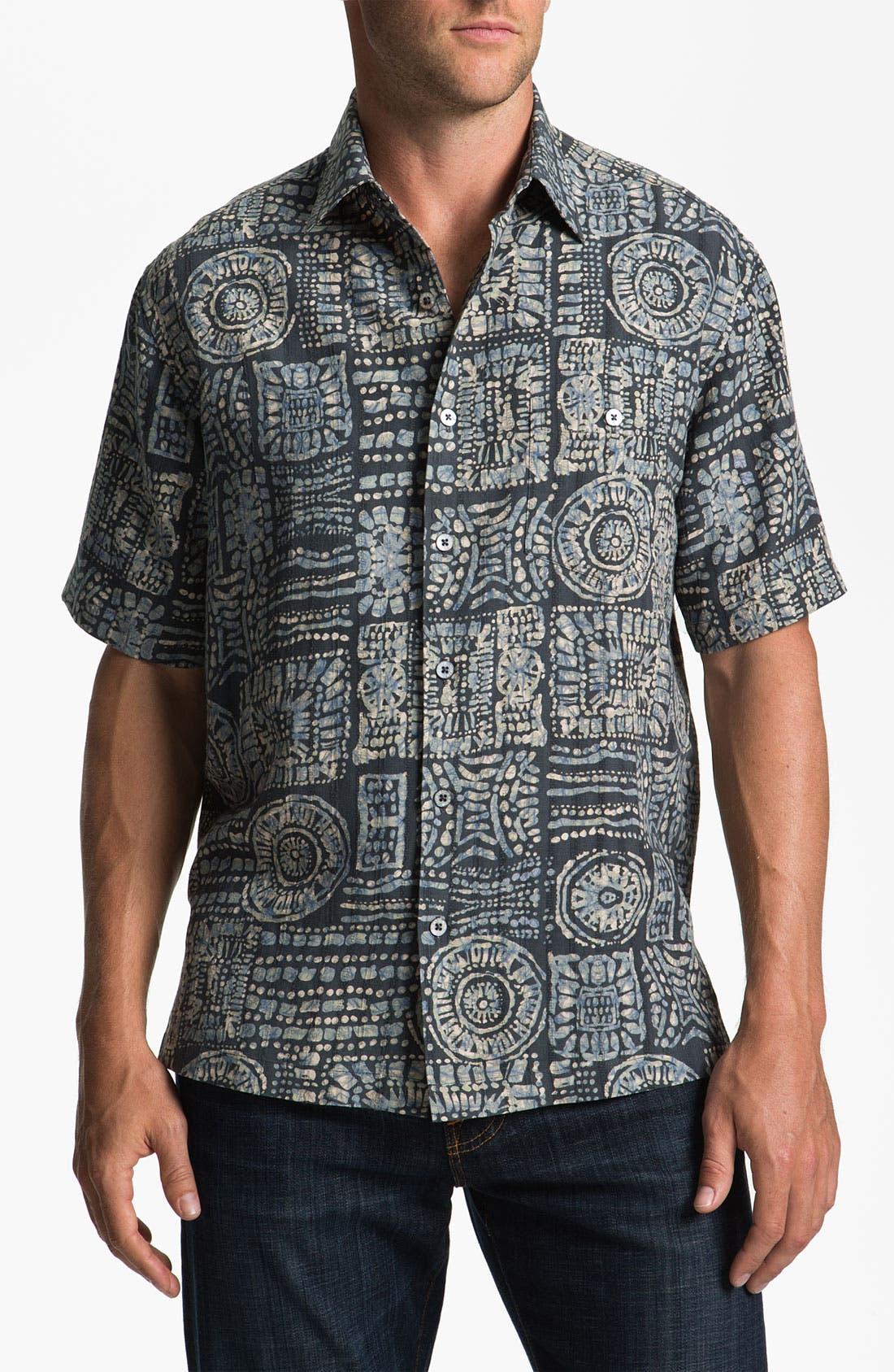 Alternate Image 1 Selected - Tori Richard 'Lost City' Sport Shirt