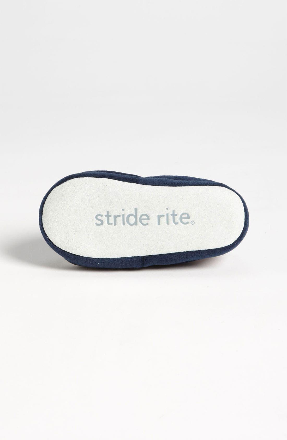 Alternate Image 4  - Stride Rite 'Lighted Sportsballs' Slippers (Walker, Toddler & Little Kid)