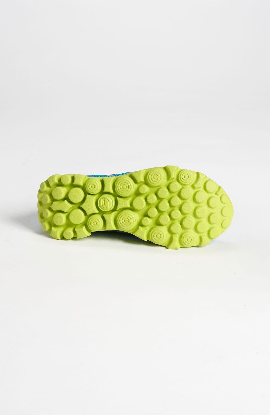 Alternate Image 4  - SKECHERS 'Go Run' Sneaker (Toddler, Little Kid & Big Kid)