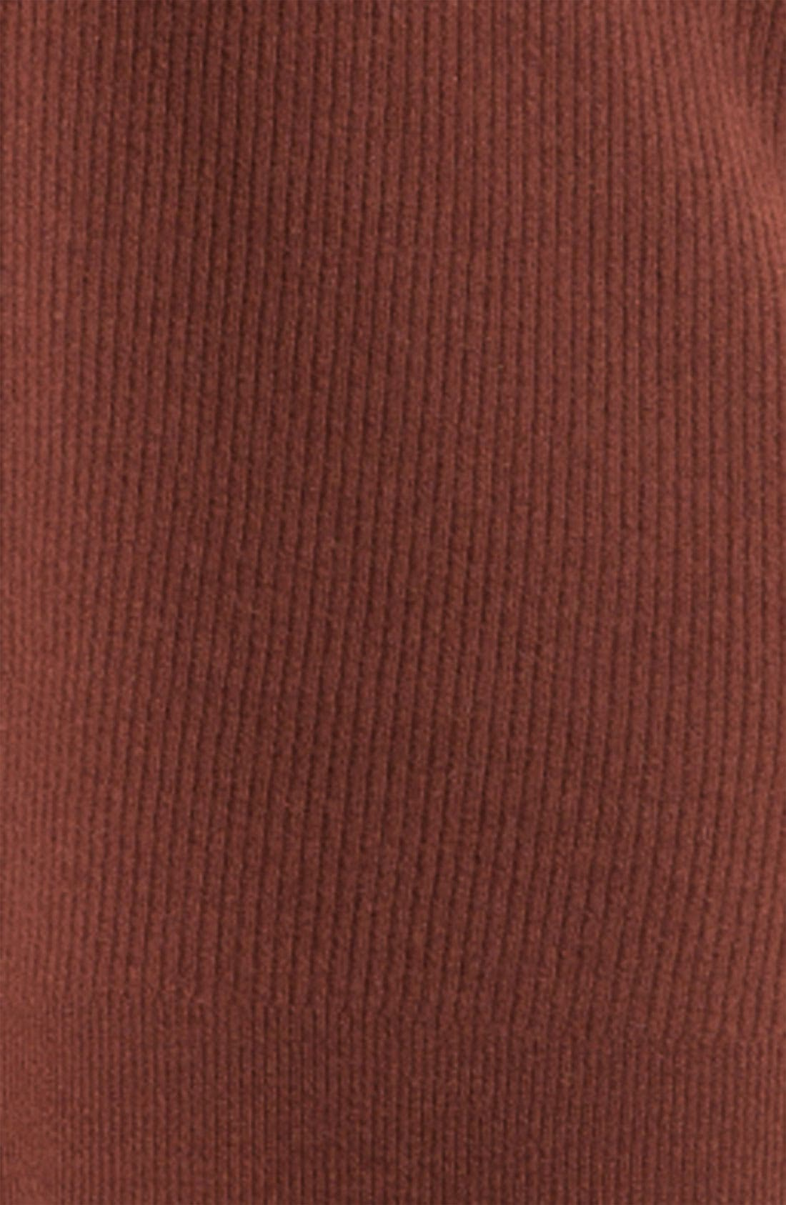 Alternate Image 3  - Vince Ribbed Sweater Dress