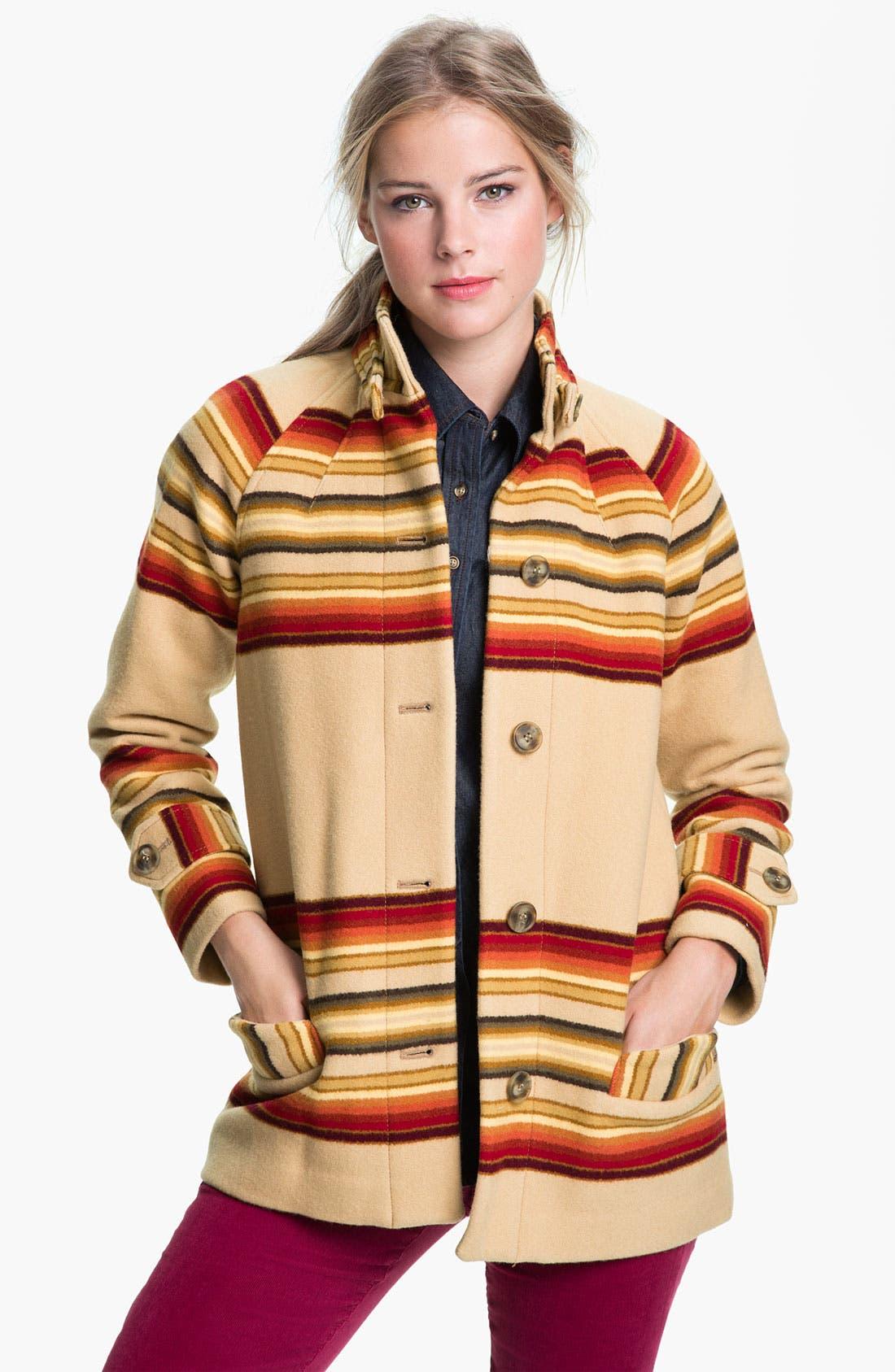 Main Image - Pendleton 'Toboggan' Coat (Online Exclusive)
