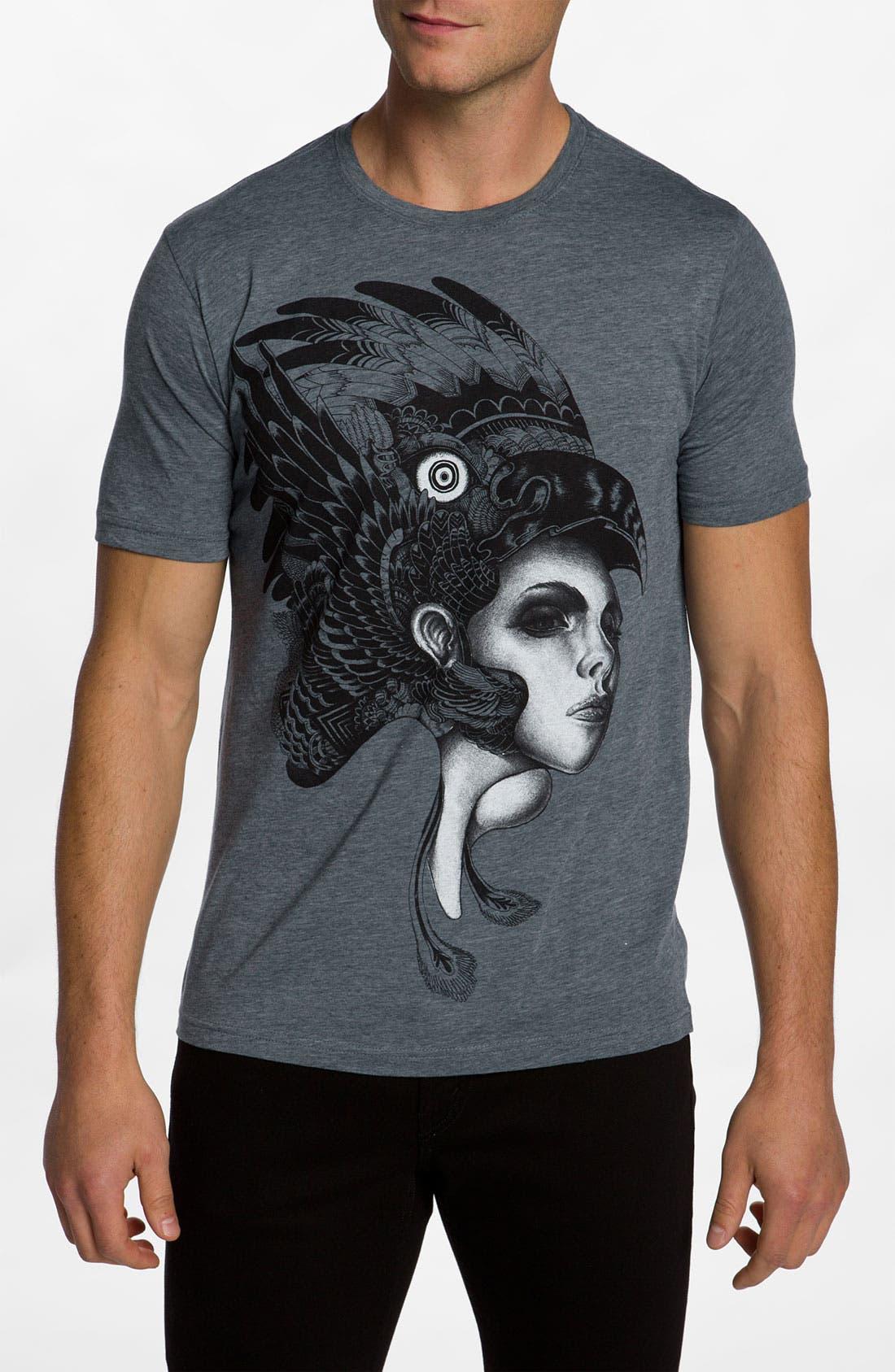 Alternate Image 1 Selected - Rook 'Eagle Headdress' T-Shirt