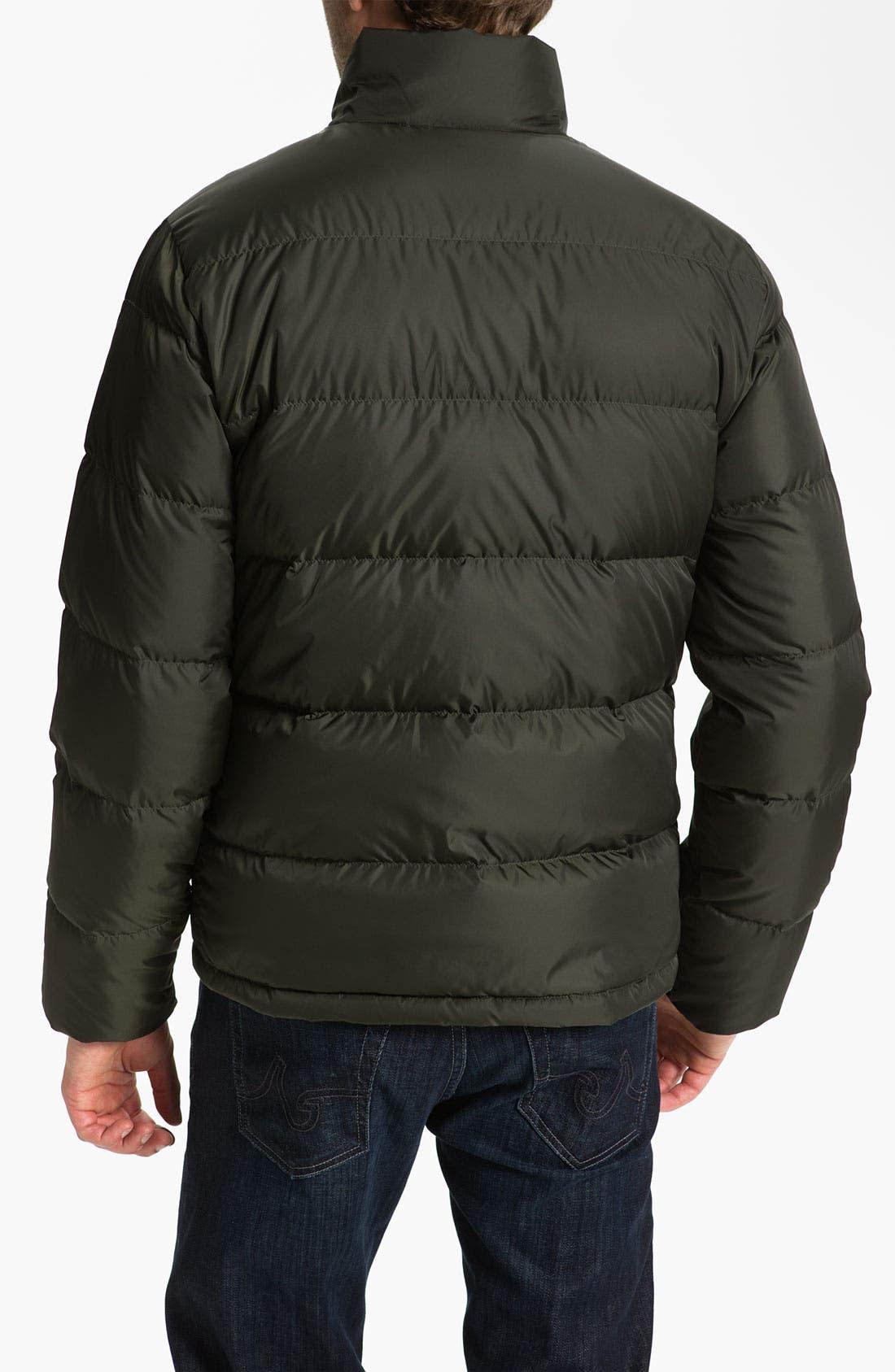 Alternate Image 2  - Brooks Brothers 'University' Down Puffer Jacket