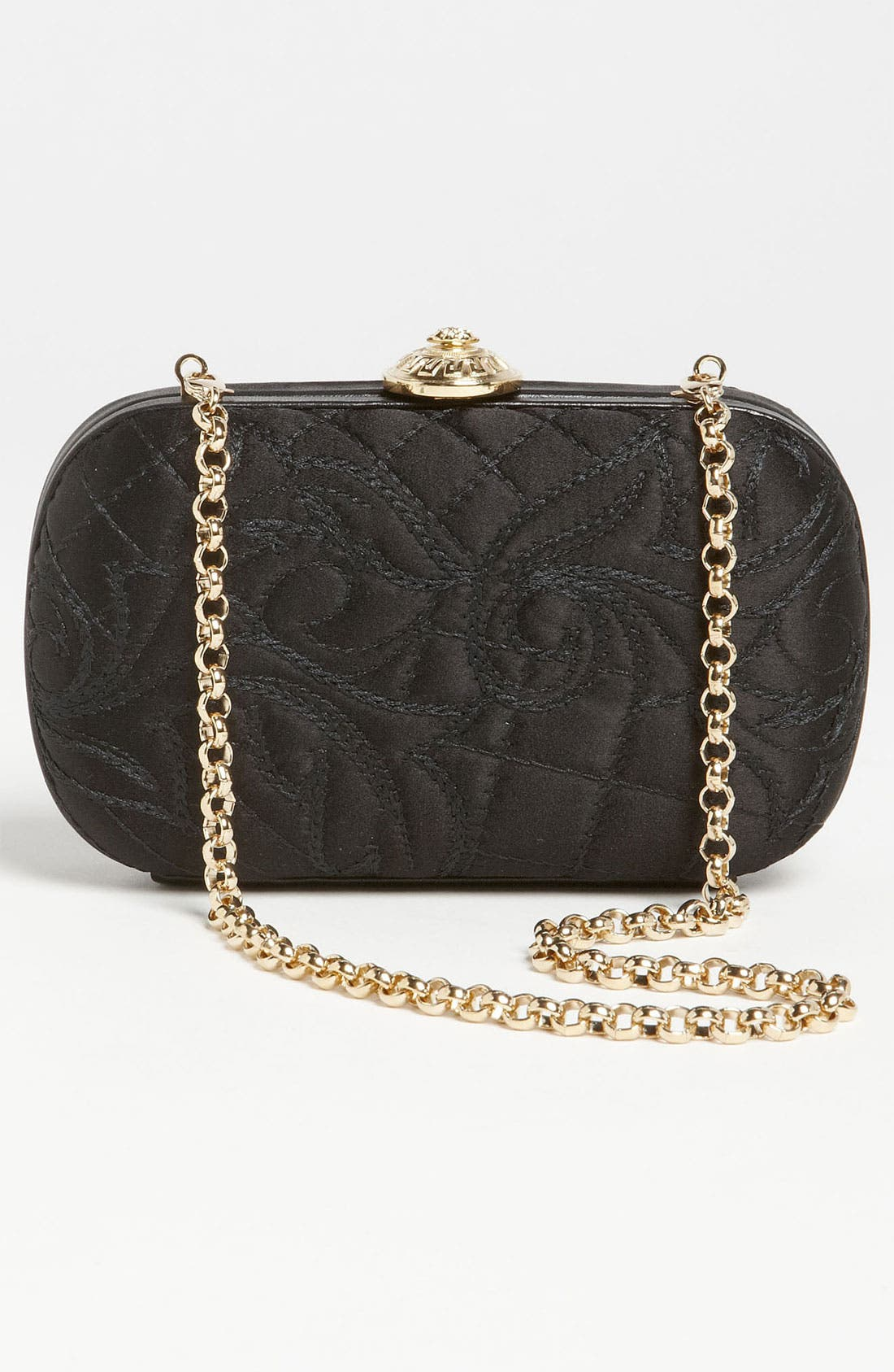 Alternate Image 4  - Versace 'Linea' Box Clutch