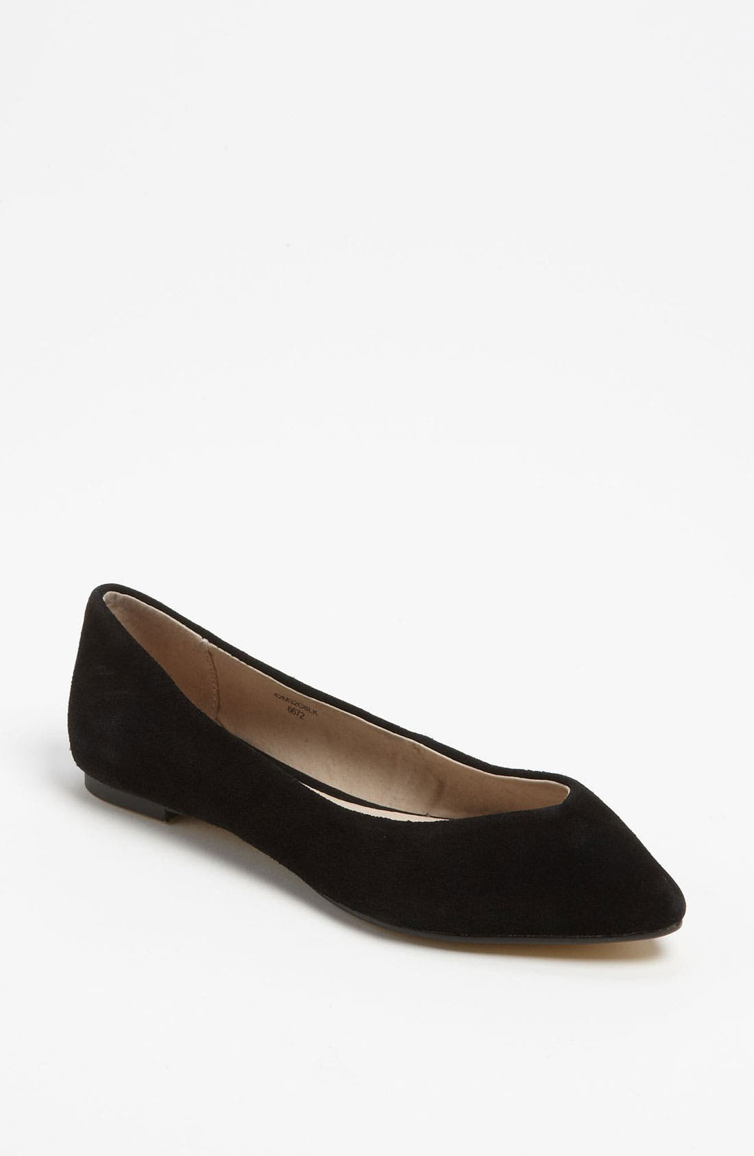 Alternate Image 1 Selected - Topshop 'Milly' Flat
