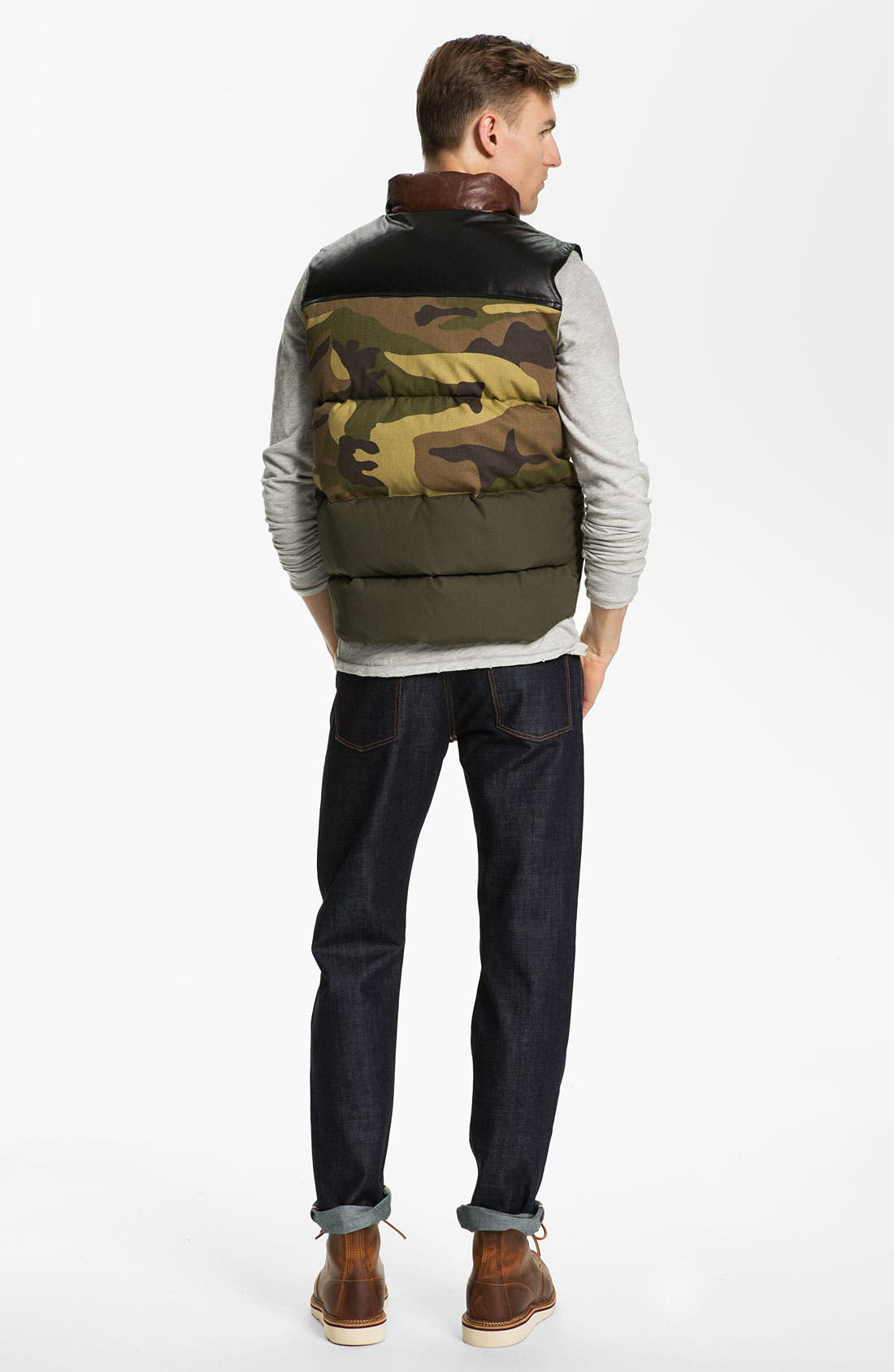 Alternate Image 5  - Penfield 'Outback Camo' Down Vest