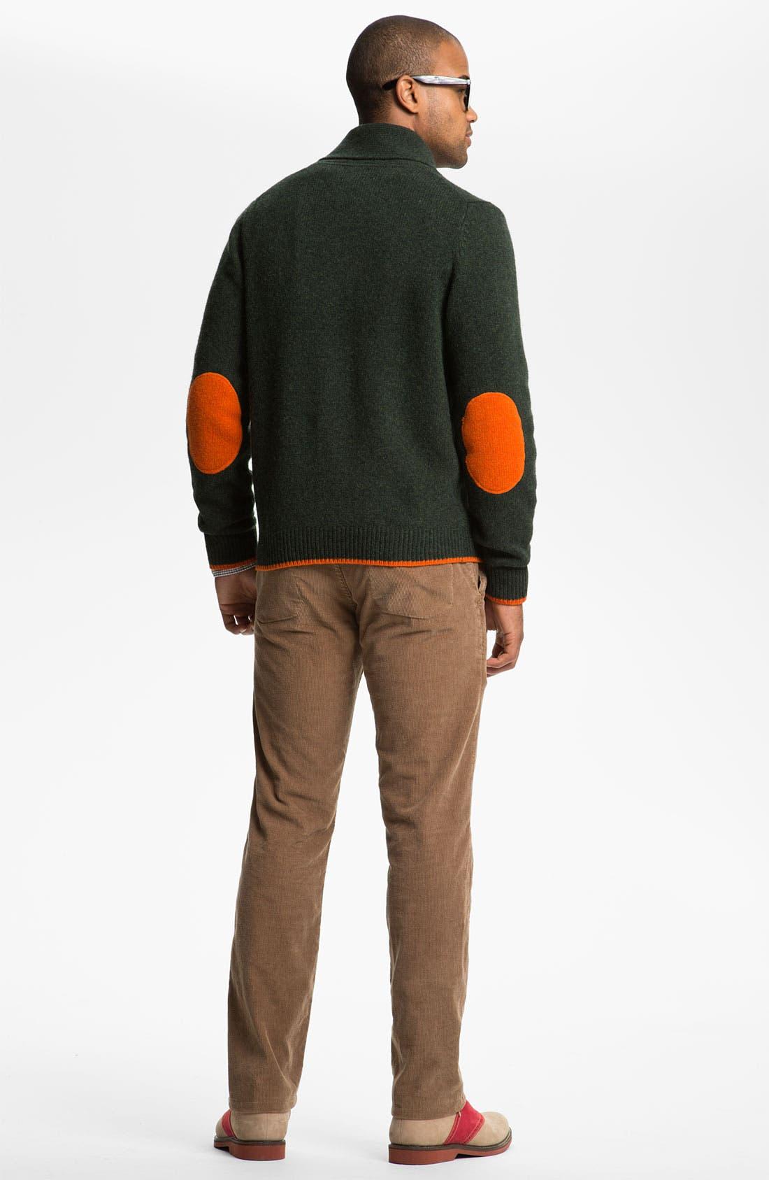 Alternate Image 5  - Grown & Sewn 'Legend' Corduroy Pants