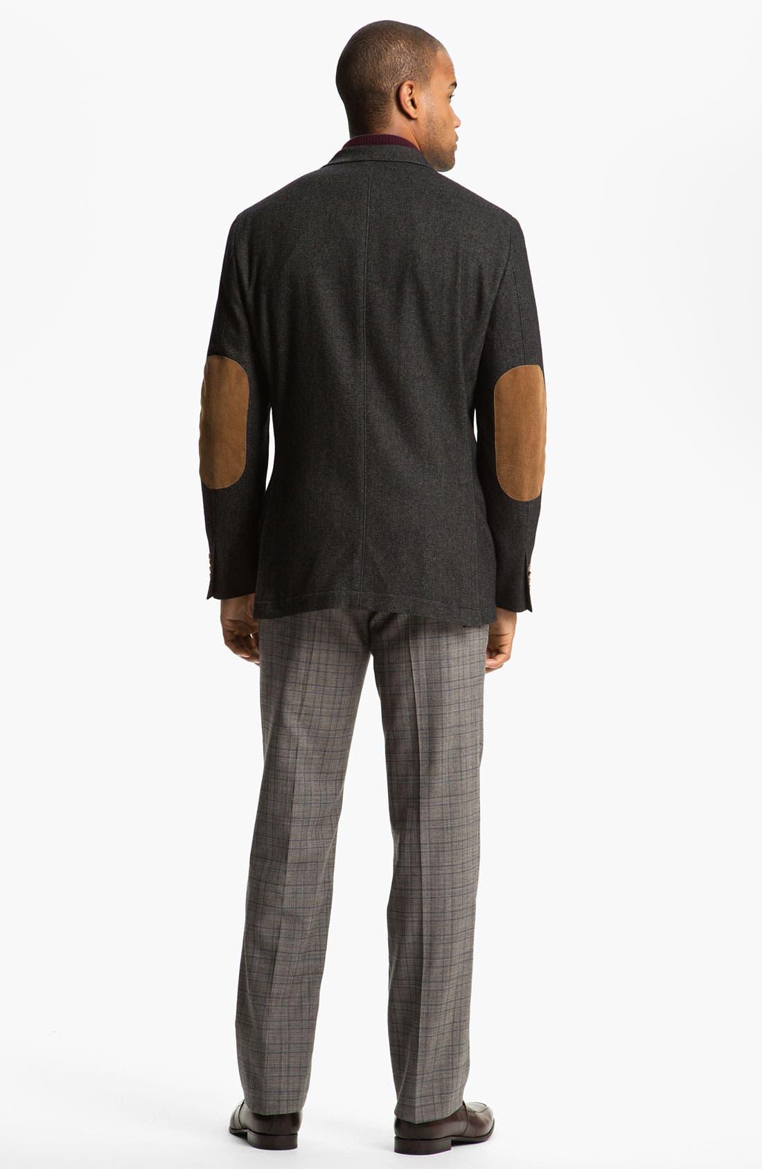 Alternate Image 5  - Kroon 'Bono' Wool Blend Sportcoat