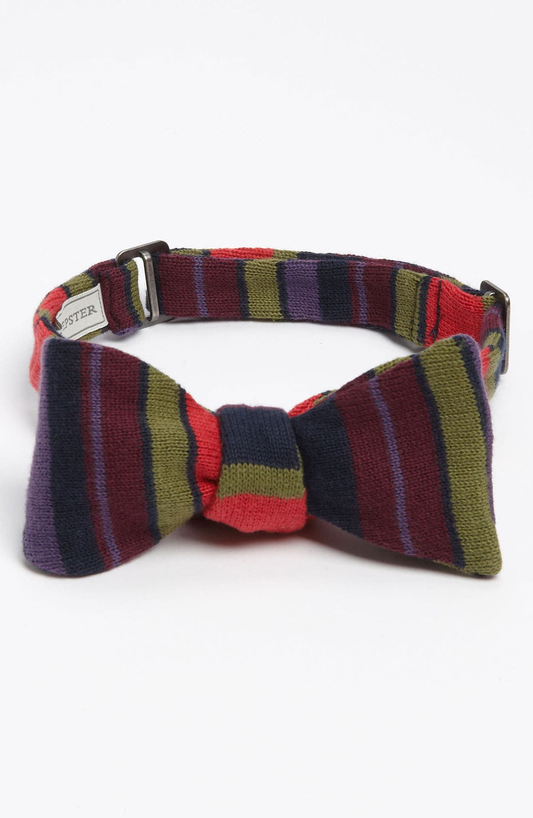Main Image - Ivy Prepster Knit Bow Tie
