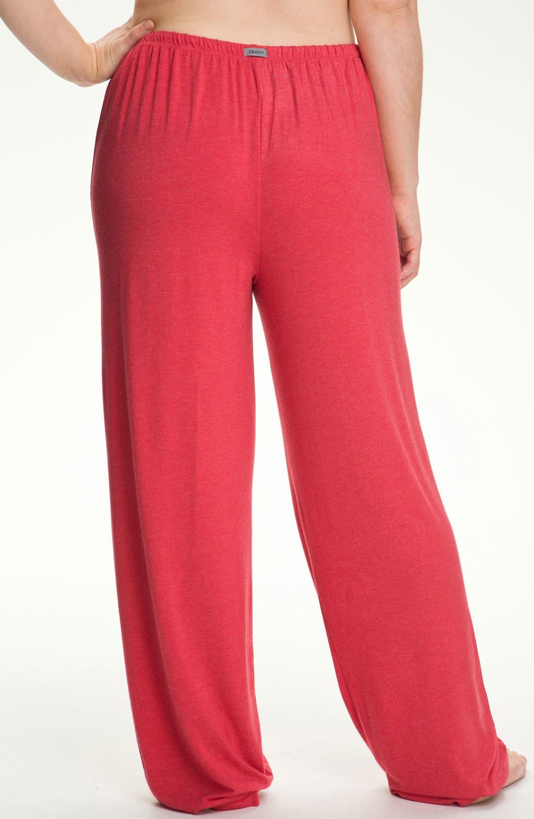 Alternate Image 2  - DKNY '7 Easy Pieces' Pants (Plus)