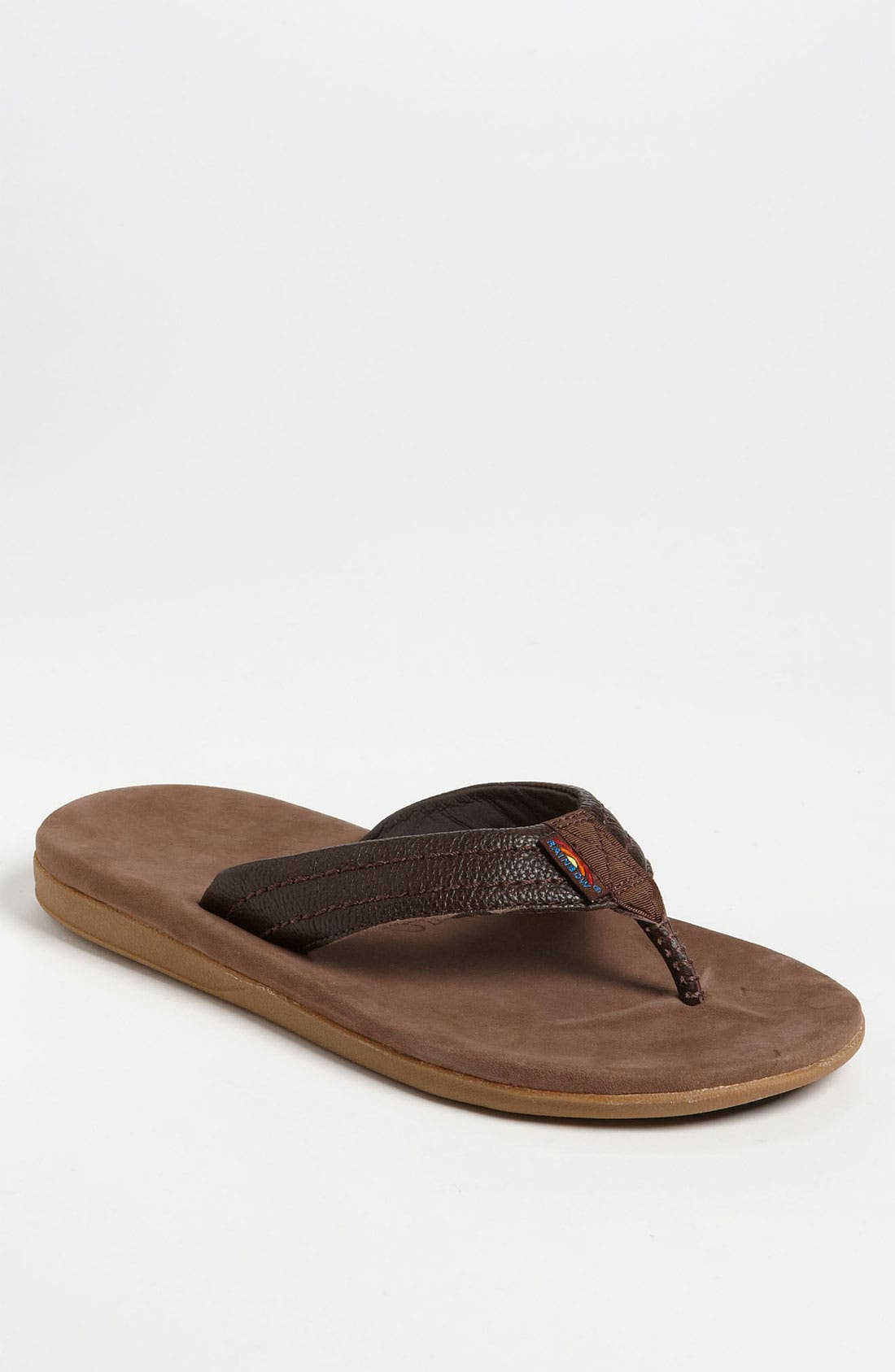 Alternate Image 1 Selected - Rainbow 'North Cove' Flip Flop (Men)