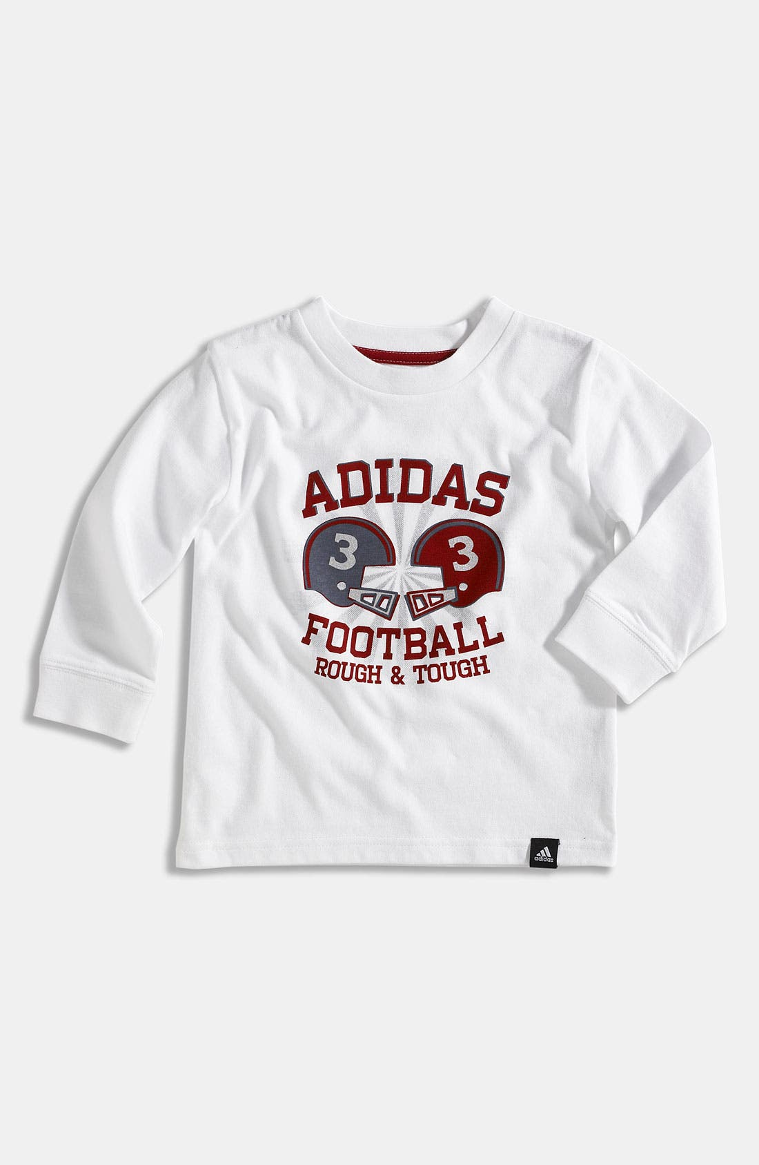Alternate Image 1 Selected - adidas 'Rough and Tough' T-Shirt (Toddler)