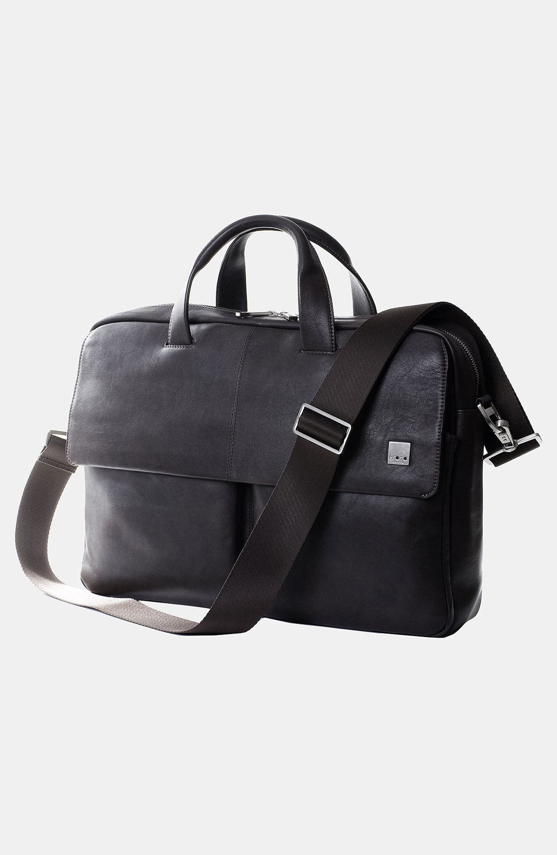 Main Image - KNOMO London 'Dundee' 17 Inch Briefcase