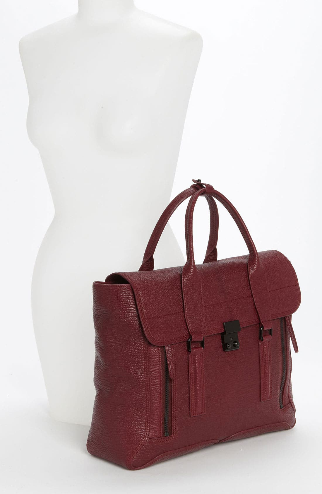 Alternate Image 2  - 3.1 Phillip Lim 'Pashli' Leather Satchel