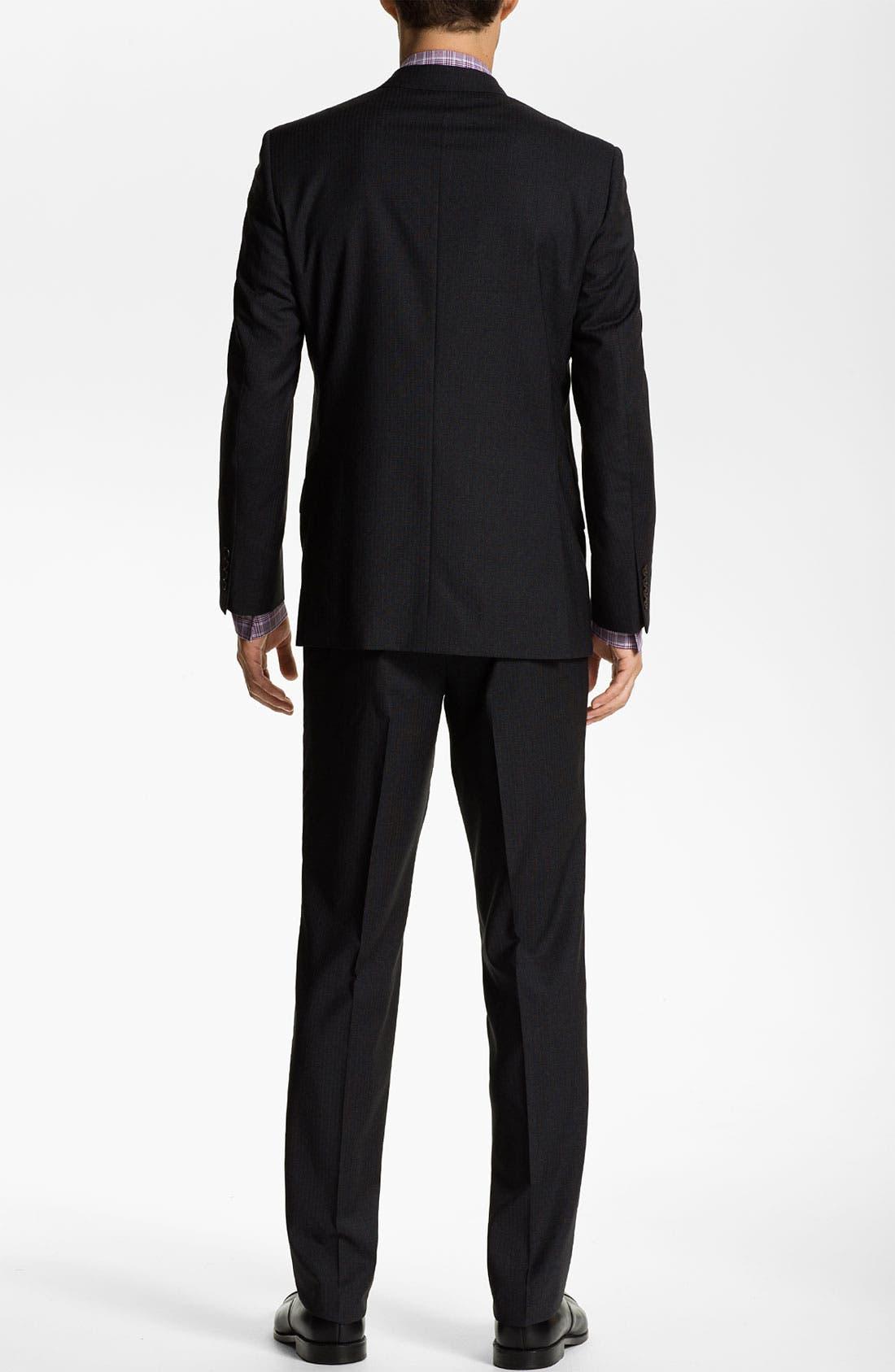 Alternate Image 3  - Ted Baker London 'Jones' Trim Fit Wool Suit