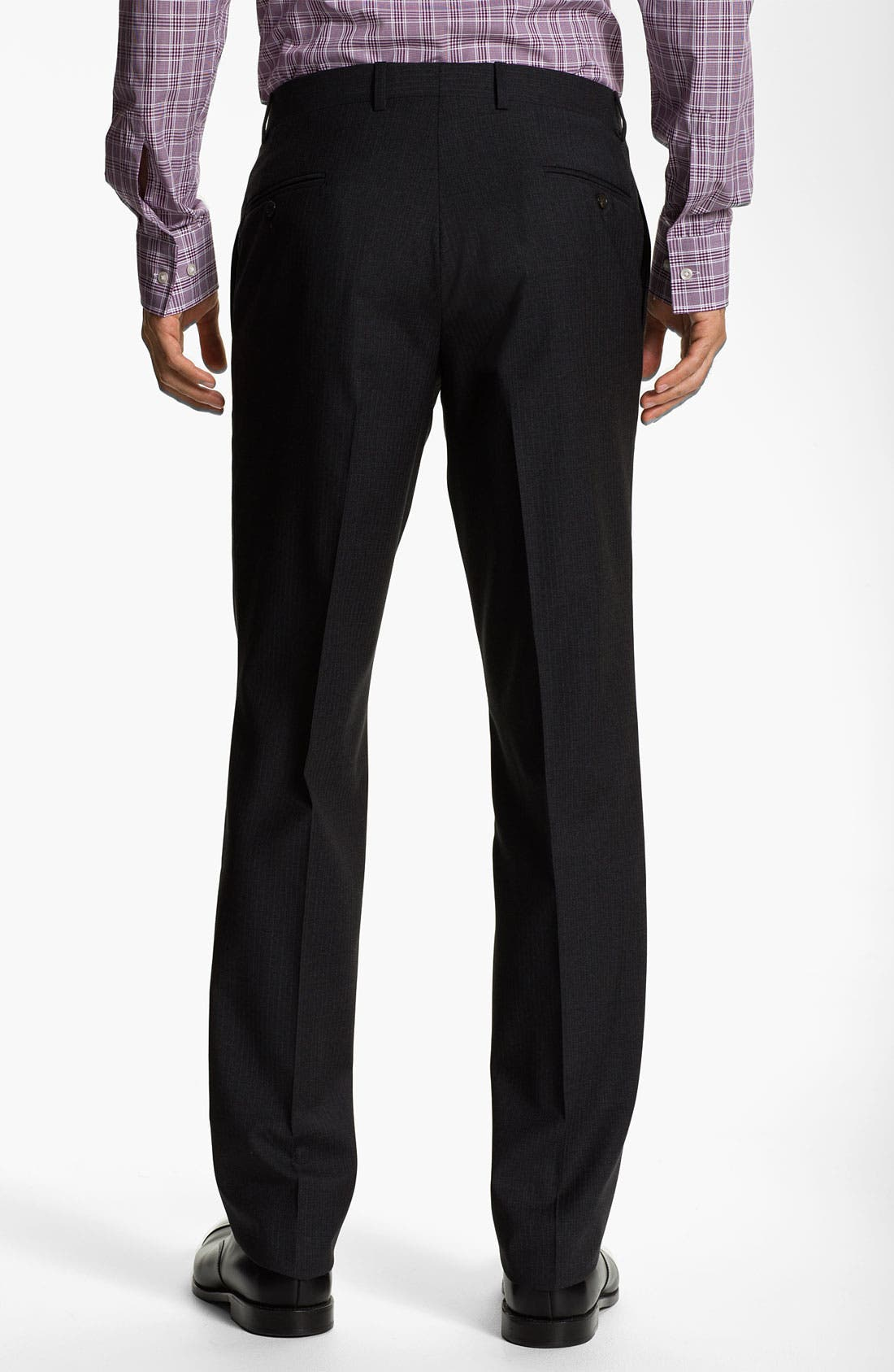 Alternate Image 5  - Ted Baker London 'Jones' Trim Fit Wool Suit