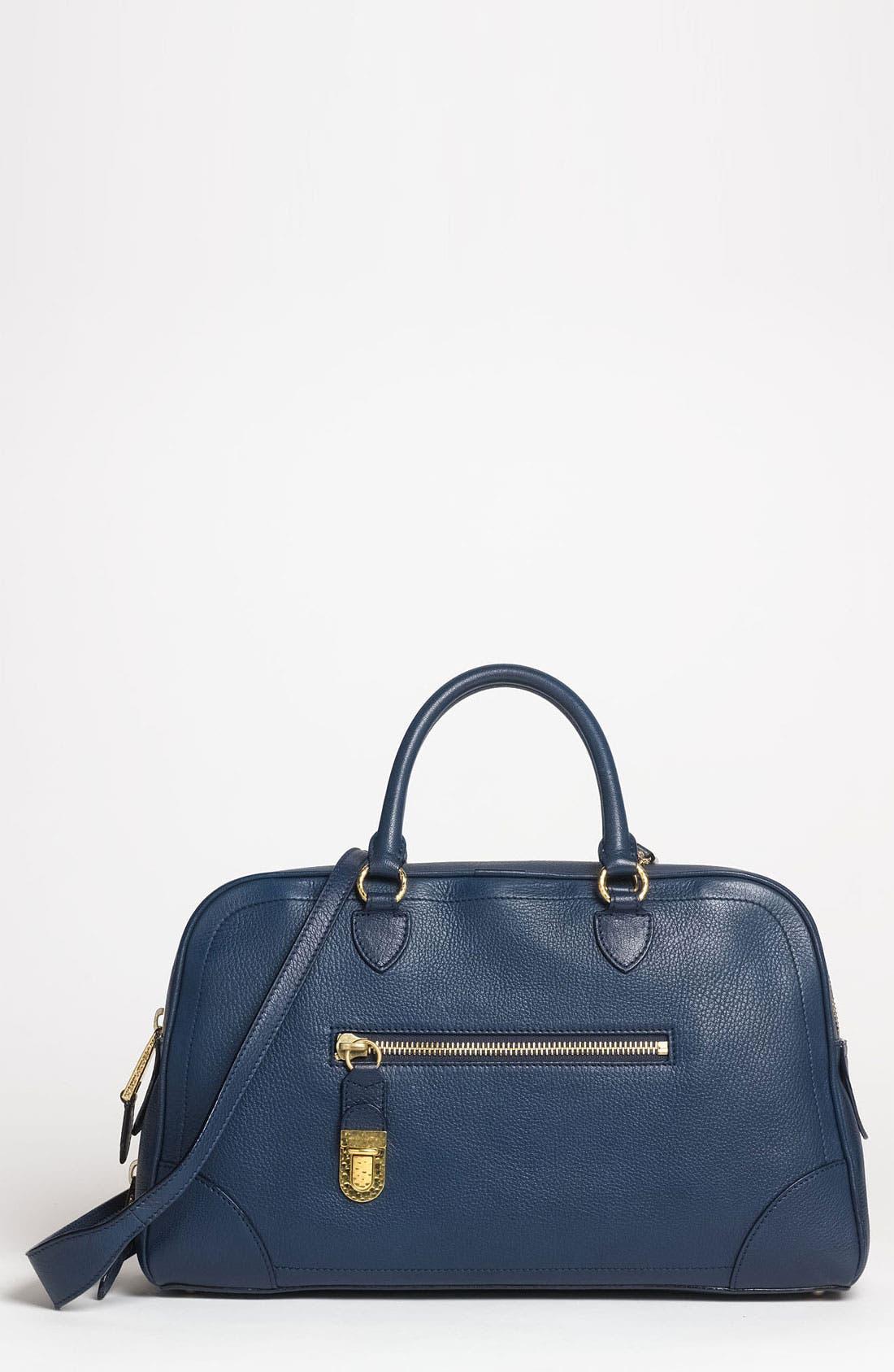 Alternate Image 1 Selected - MARC JACOBS 'Venetia' Leather Satchel