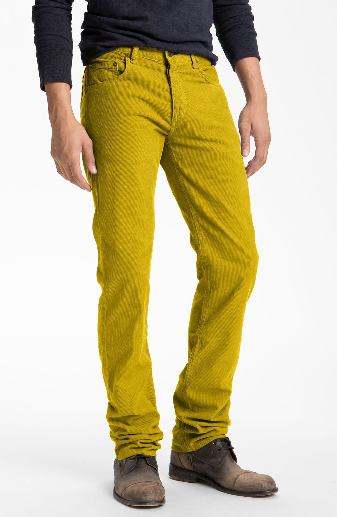 Main Image - rag & bone 'RB15X-C' Corduroy Pants