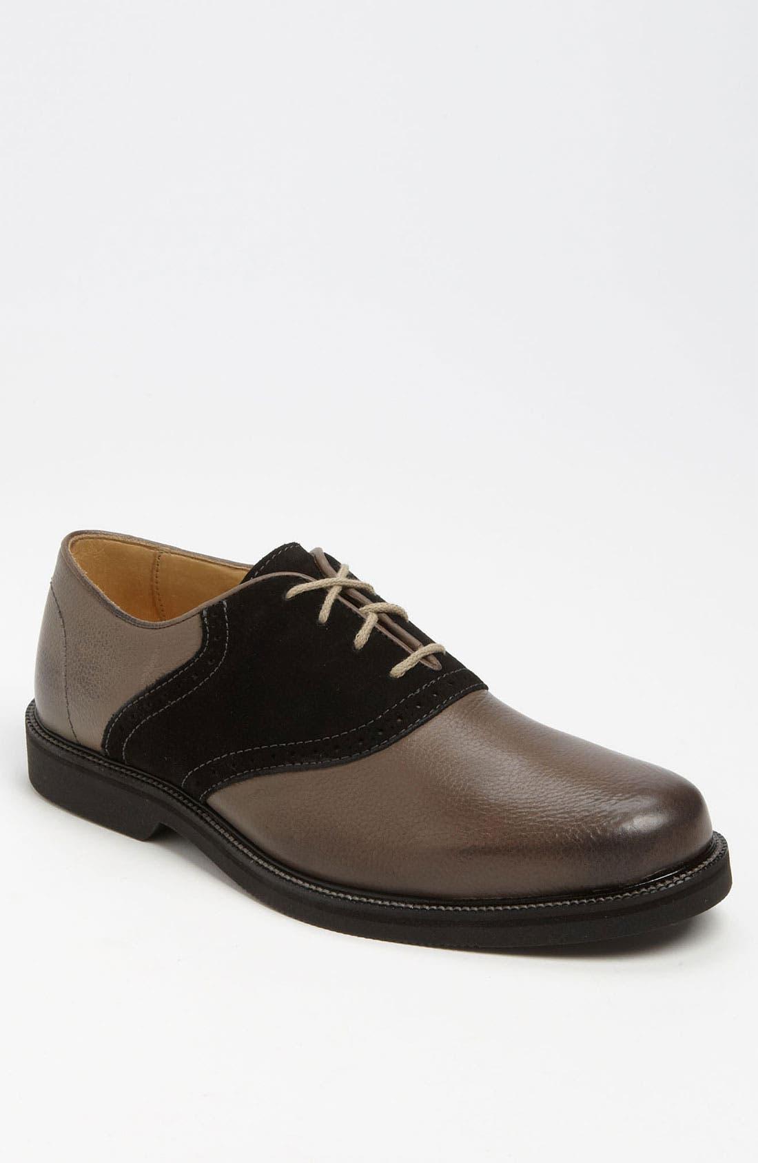 Alternate Image 1 Selected - 1901 'Bennett' Saddle Shoe (Men)