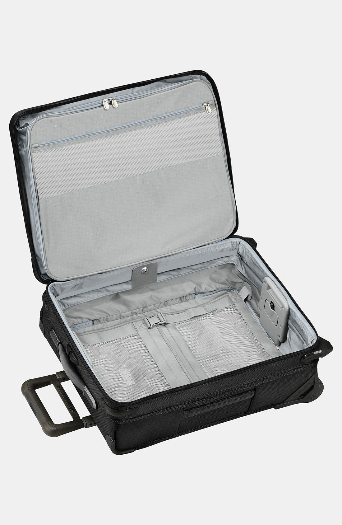 Alternate Image 2  - Briggs & Riley 'Baseline' International Expandable Rolling Carry-On (22 Inch)