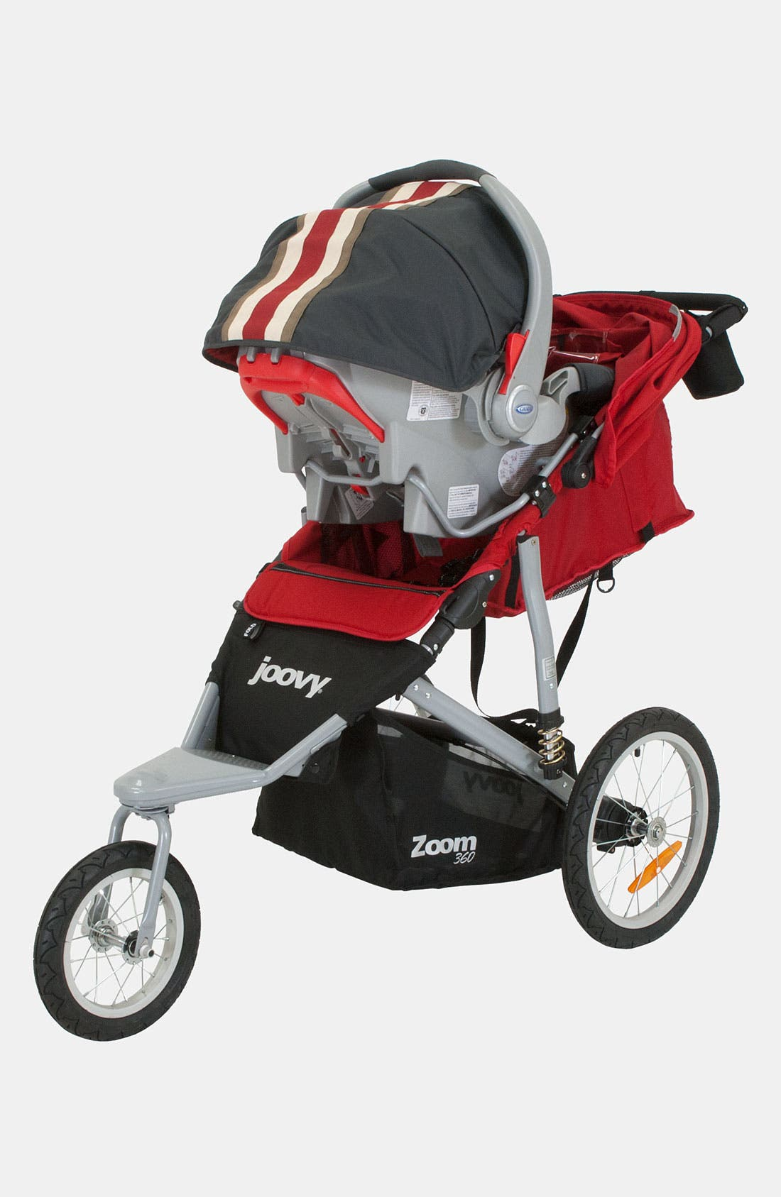 Alternate Image 2  - Joovy 'Zoom 360' Graco Car Seat Adaptor